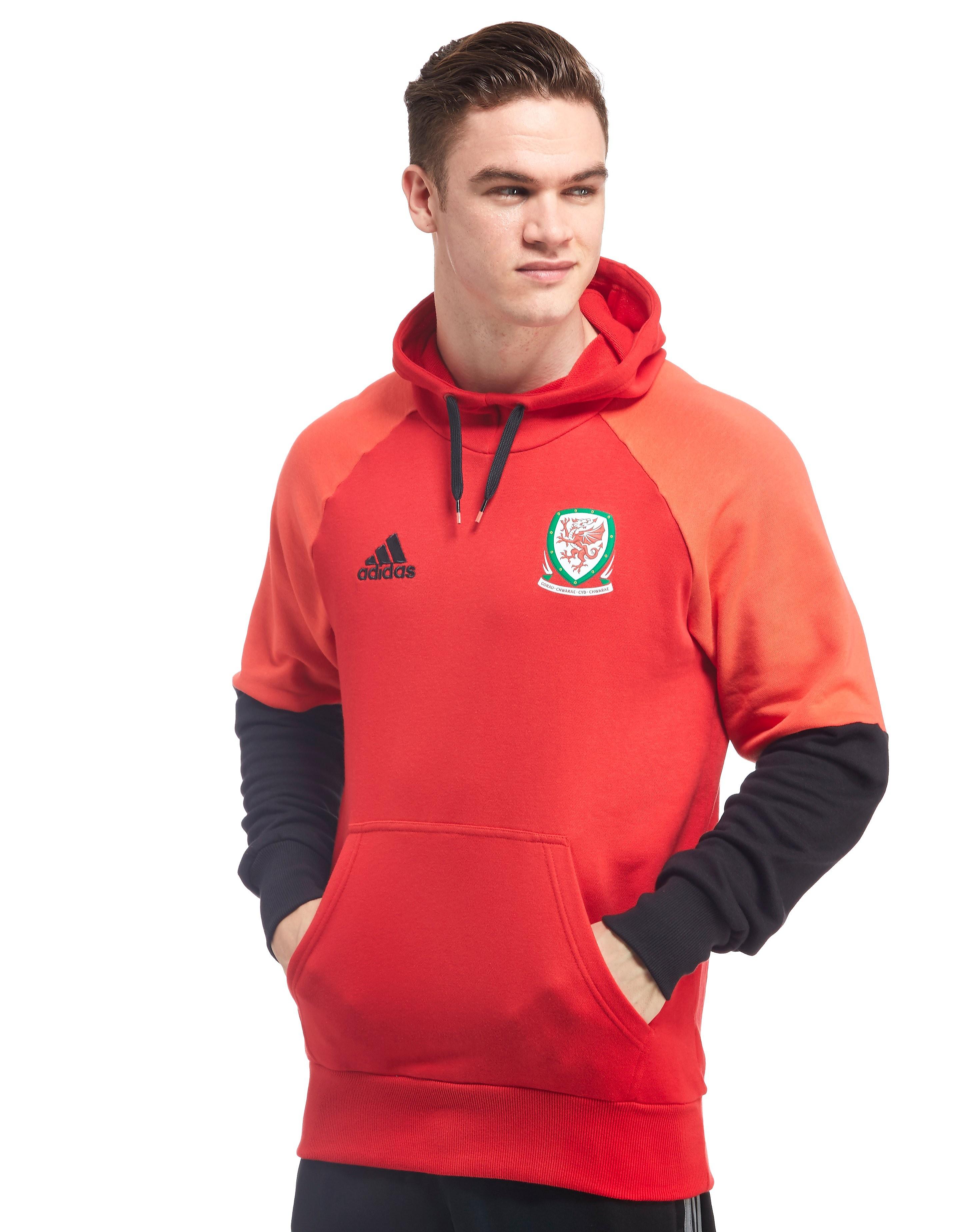 adidas Wales 2016/17-hoodie