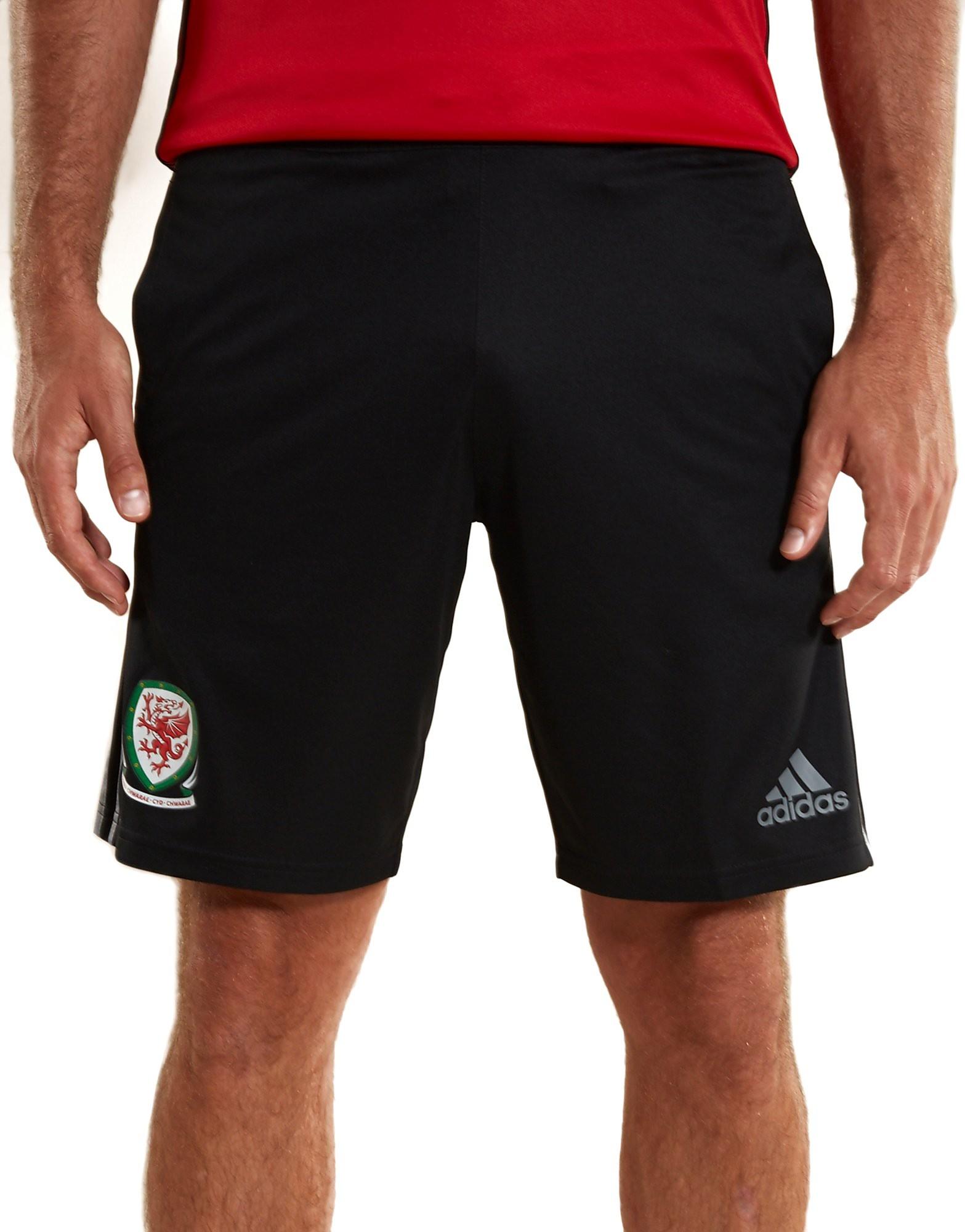 adidas Wales 2016/17 Training Shorts