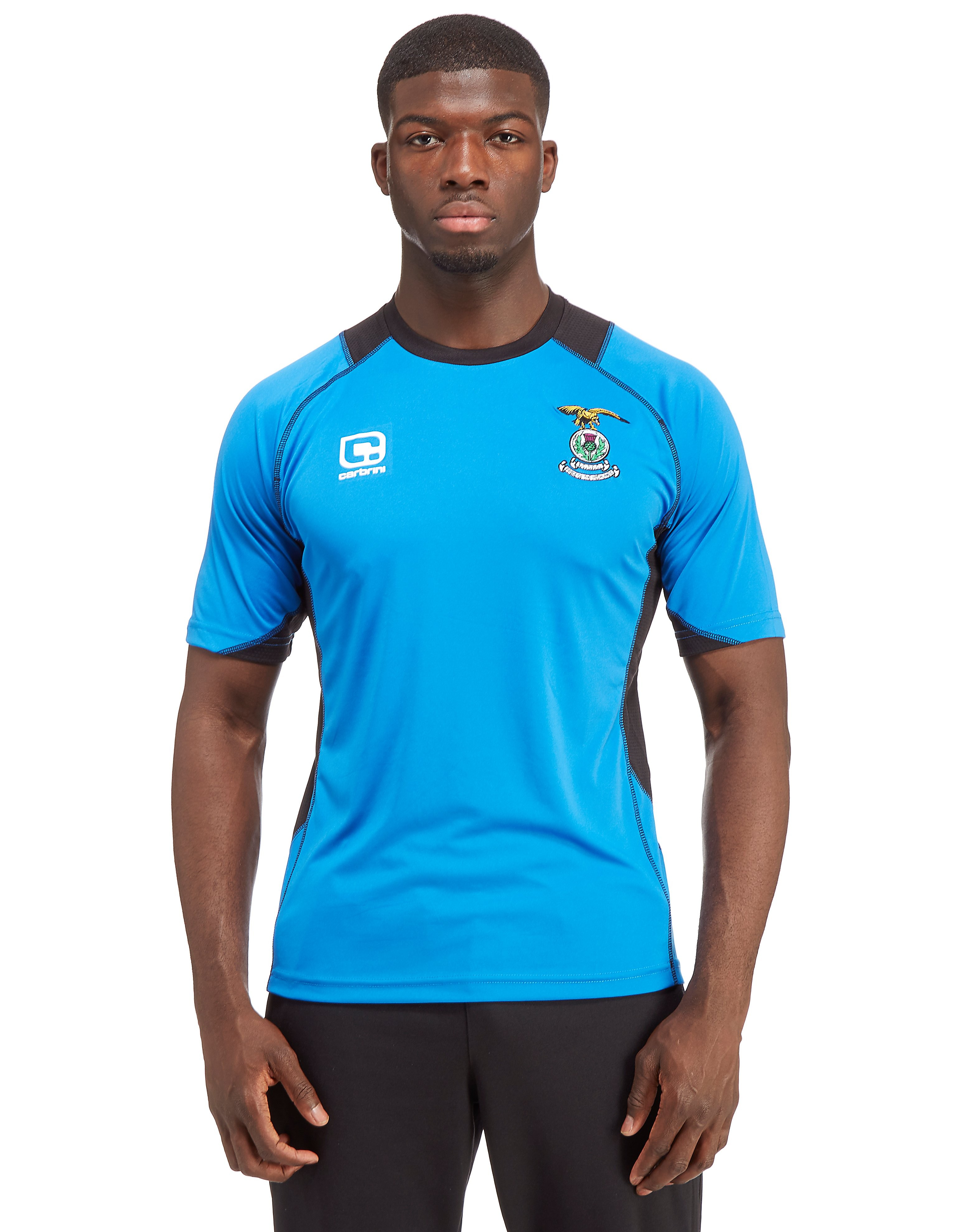 Carbrini Inverness CT 2016/17 Training T-Shirt