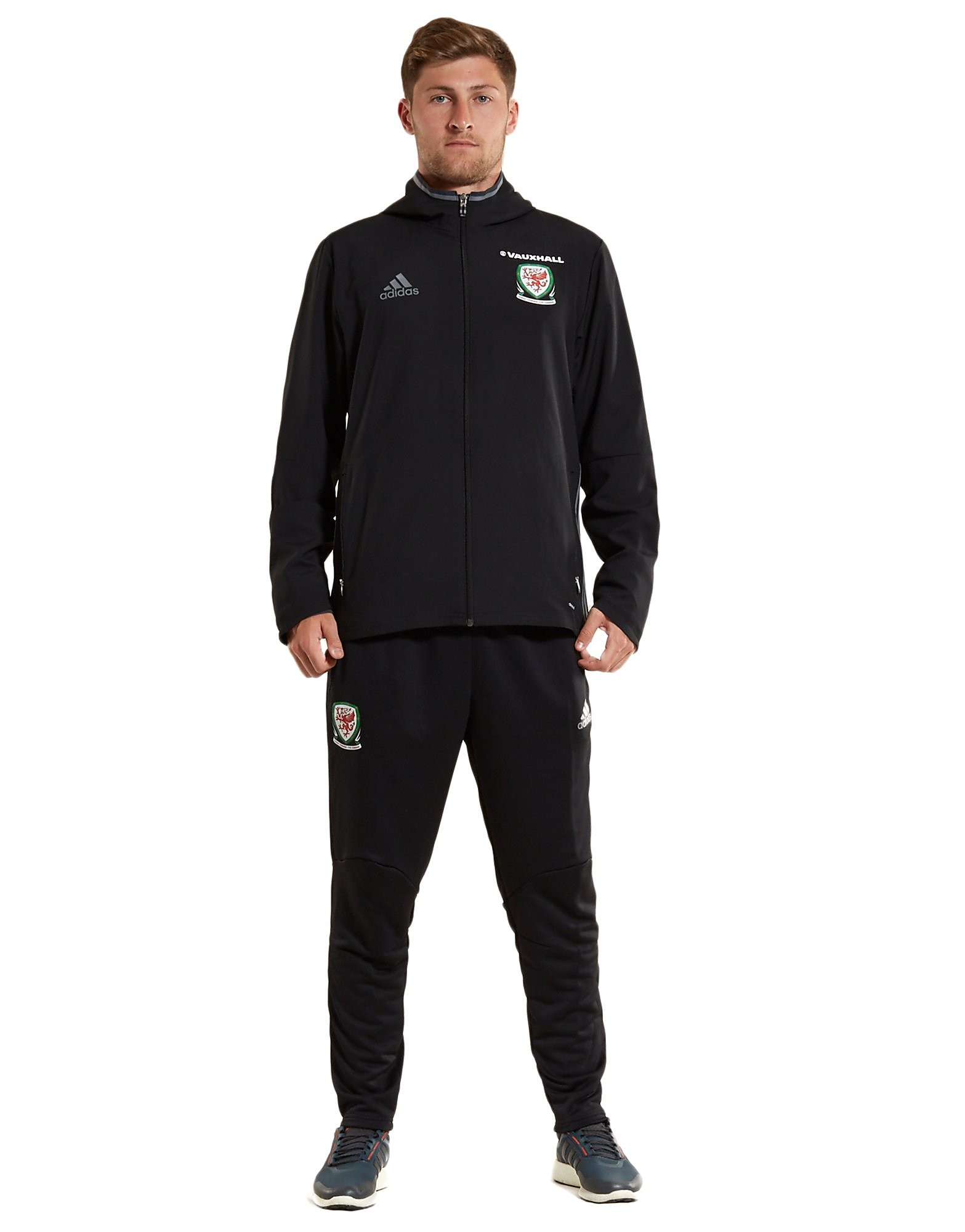 adidas Wales 2016/17 Presentation Suit