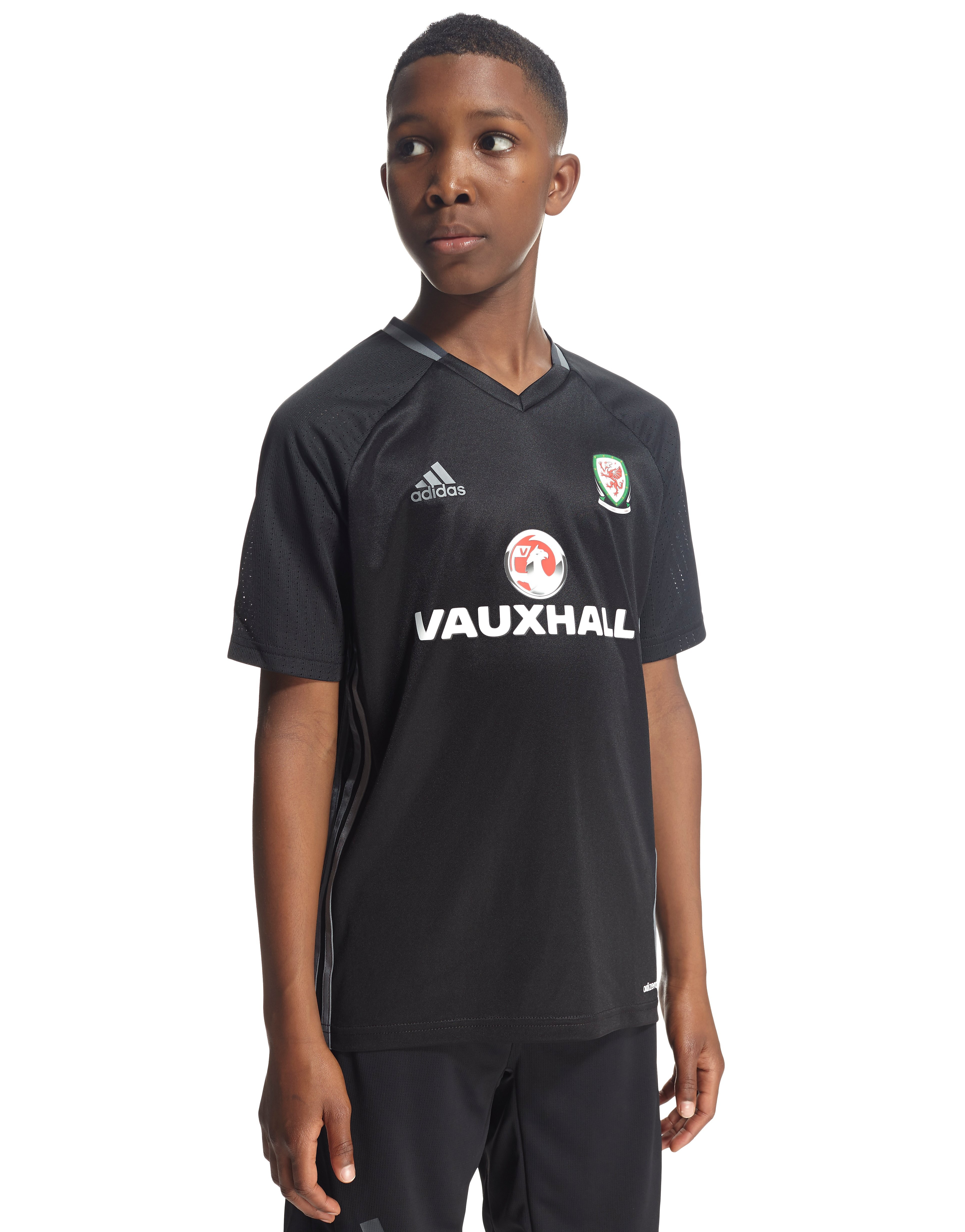 adidas Wales 2016/17 Training Jersey Junior