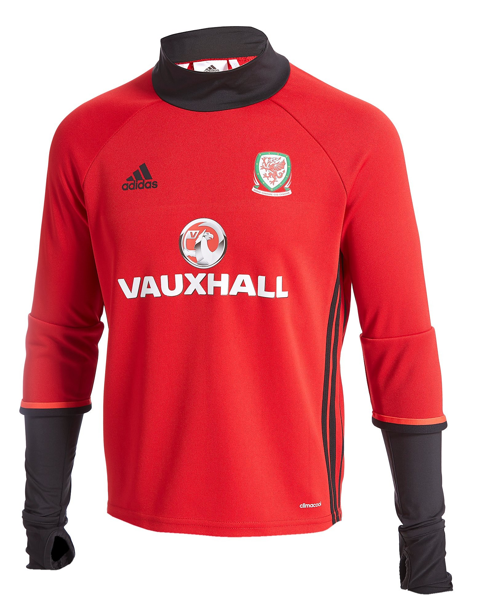 adidas Wales 2016/17 Training Top Junior