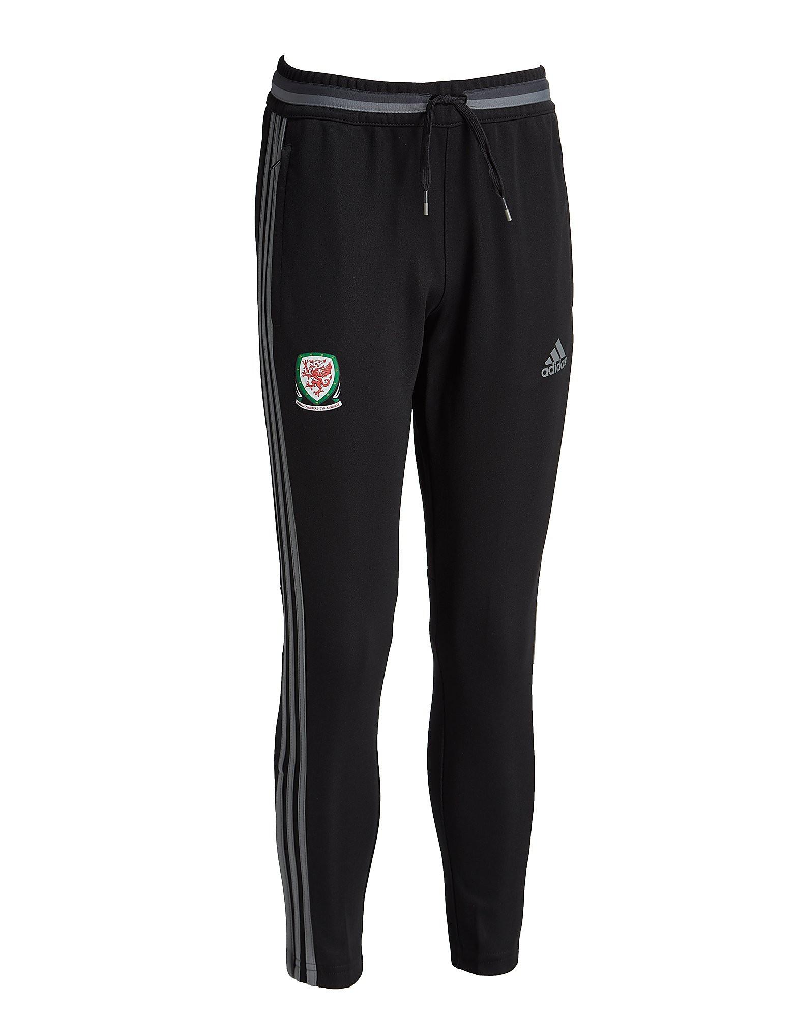 adidas Wales 2016/17 Training Pants Junior
