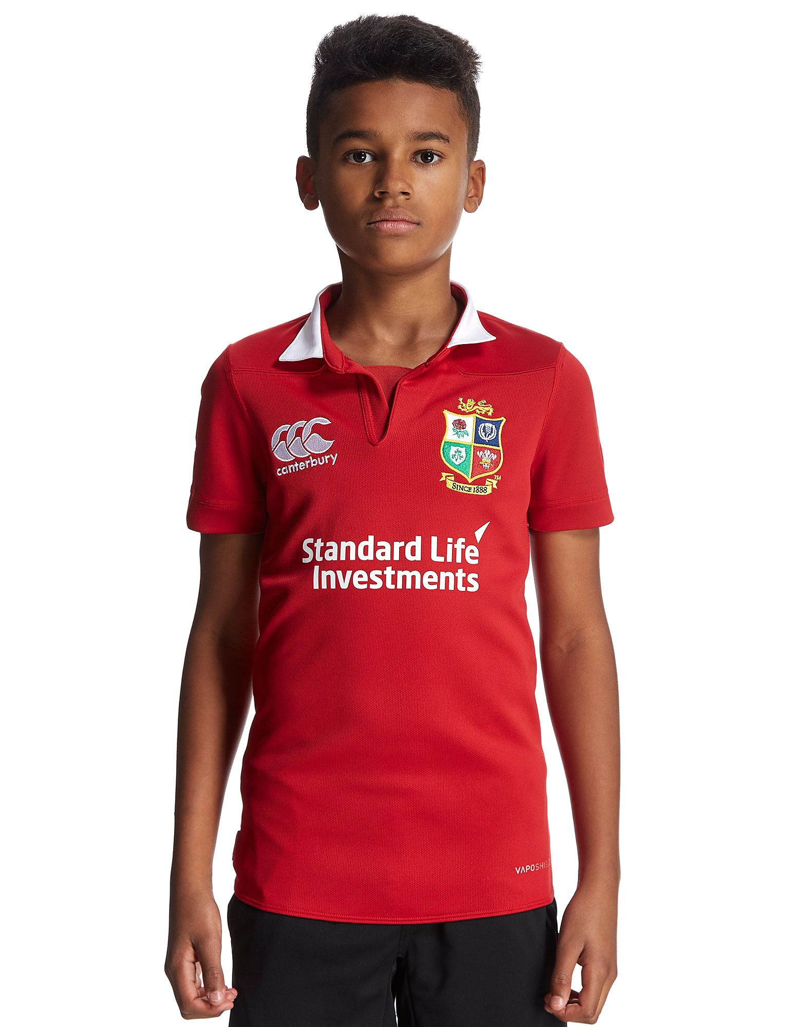 Canterbury British and Irish Lions 2017 Home Shirt Junior