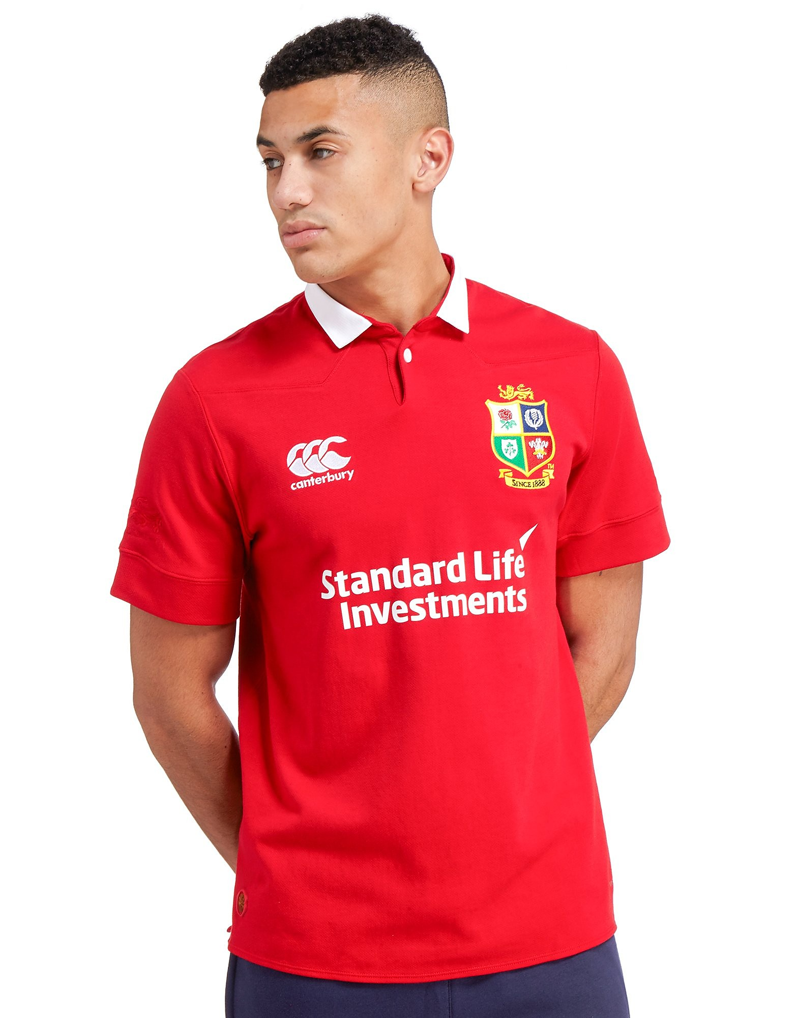 Canterbury British & Irish Lions 2017 Classic Shirt