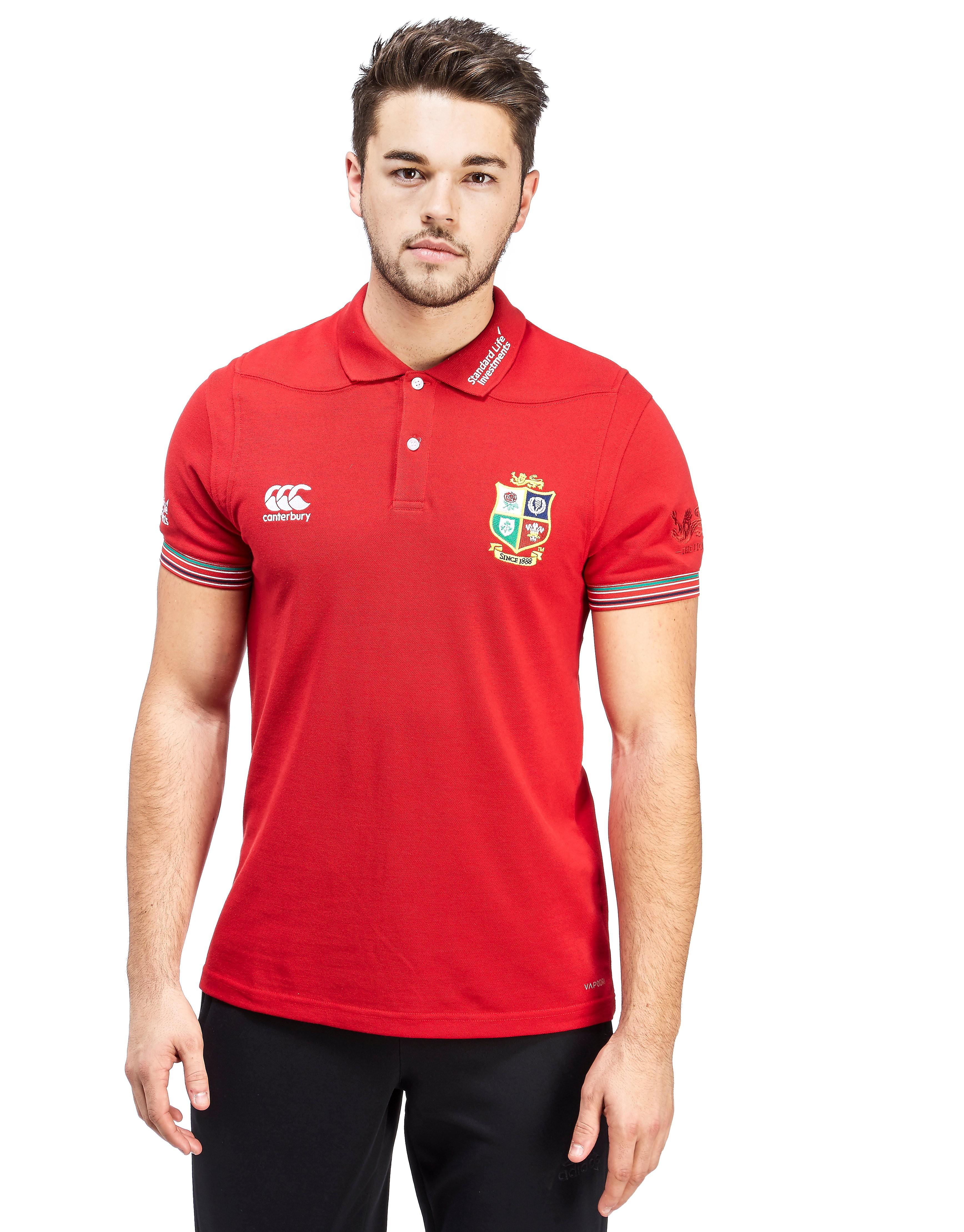 Canterbury British and Irish Lions 2017 Polo Shirt