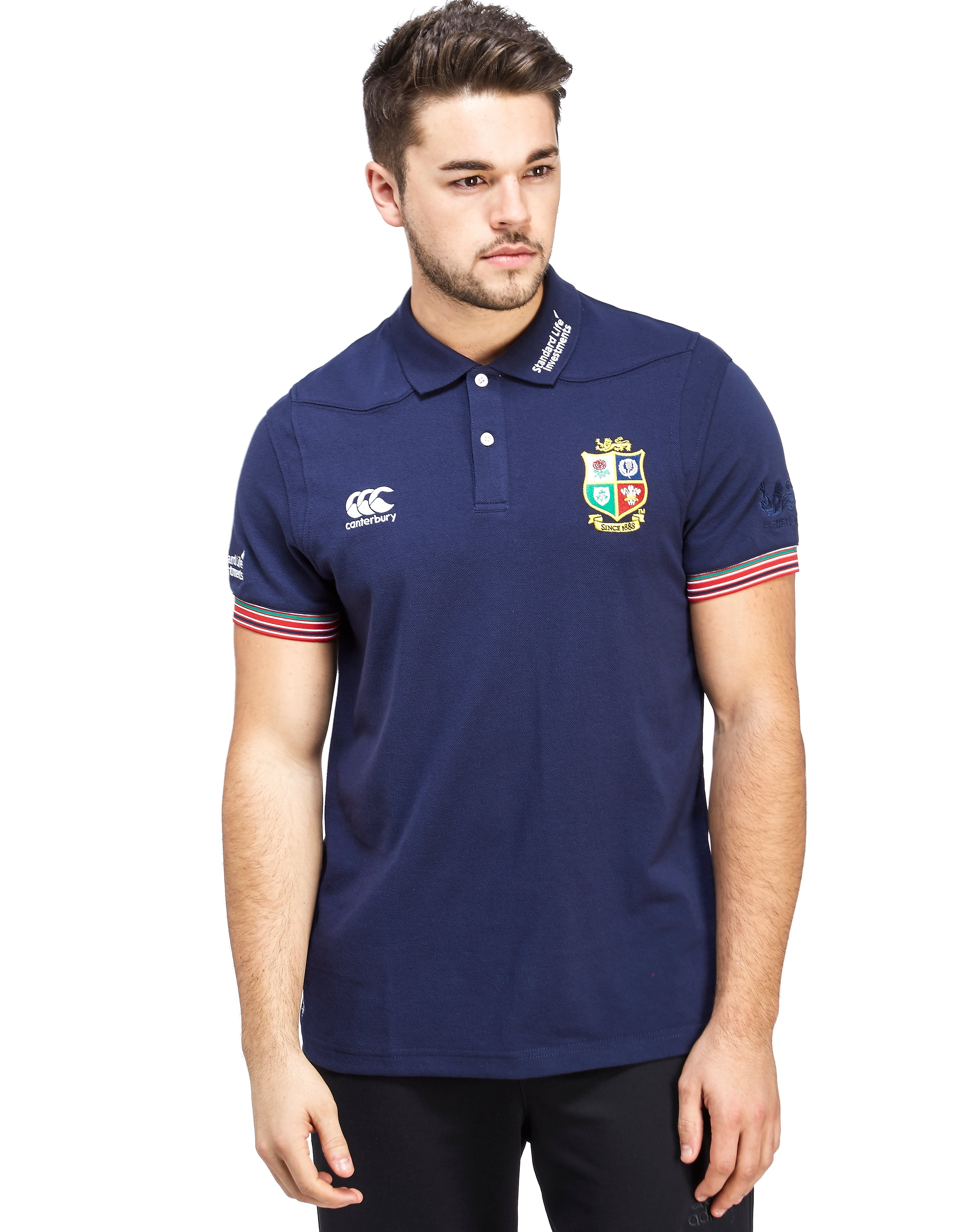 Canterbury British and Irish Lions 2017 Polo Shirt