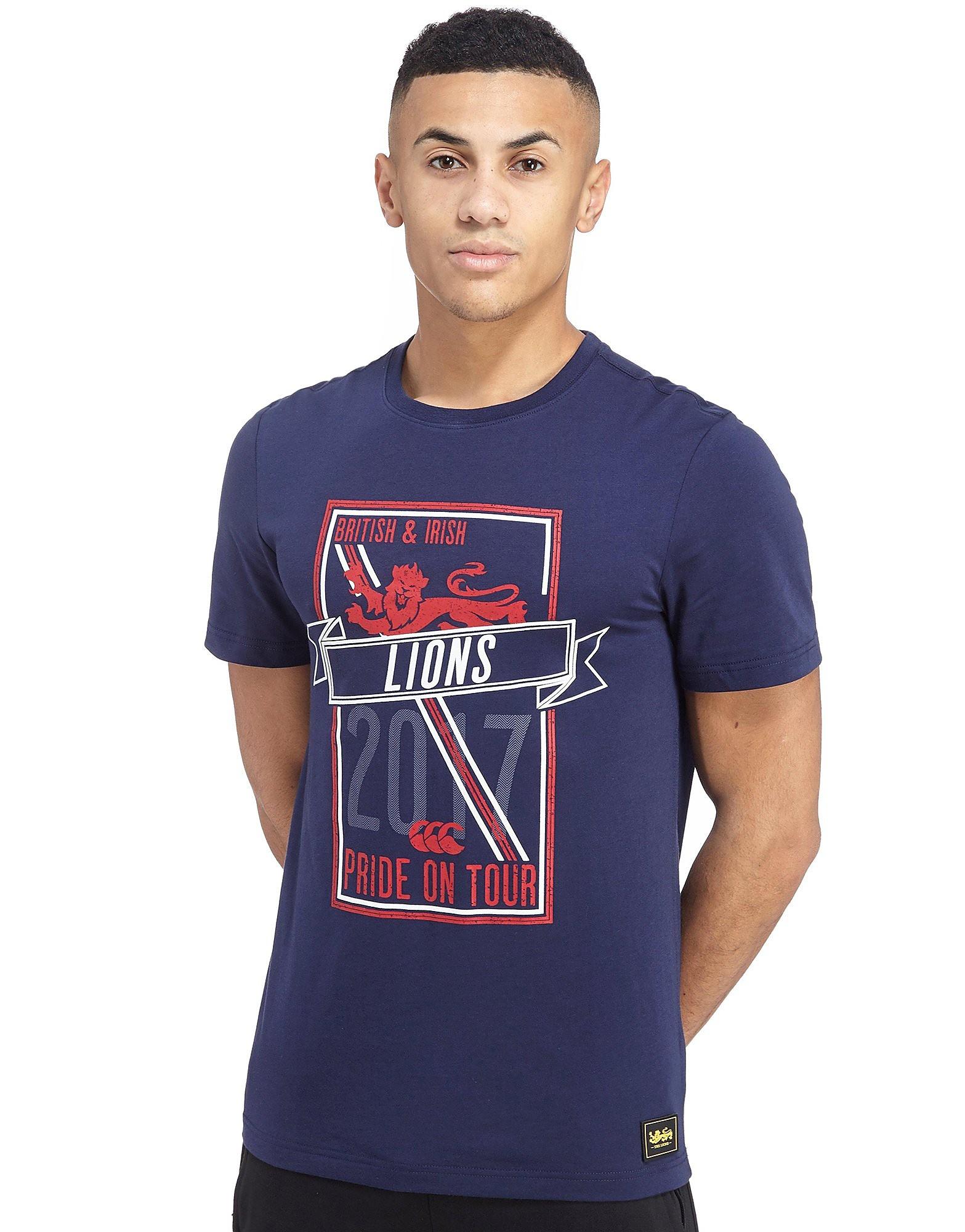 Canterbury British and Irish Lions 2017 T-Shirt