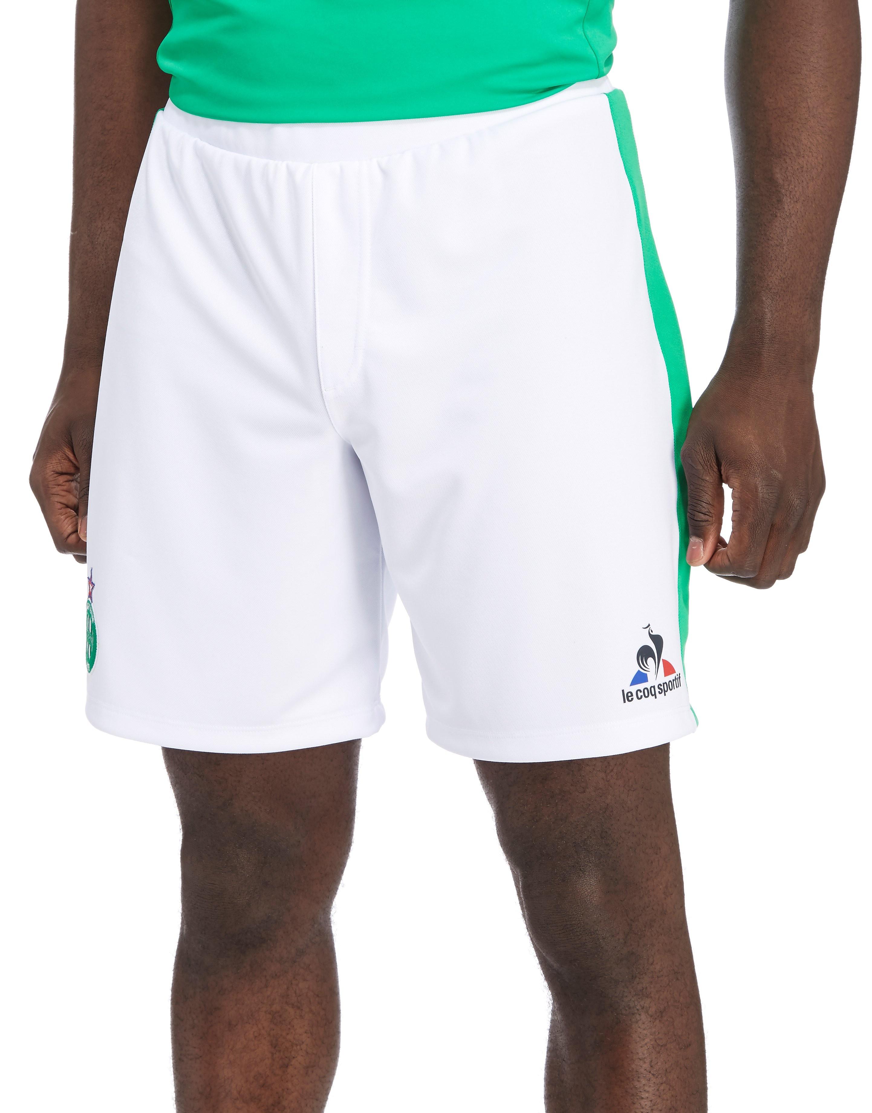 Le Coq Sportif AS Saint Etienne 2016/17 Home Shorts