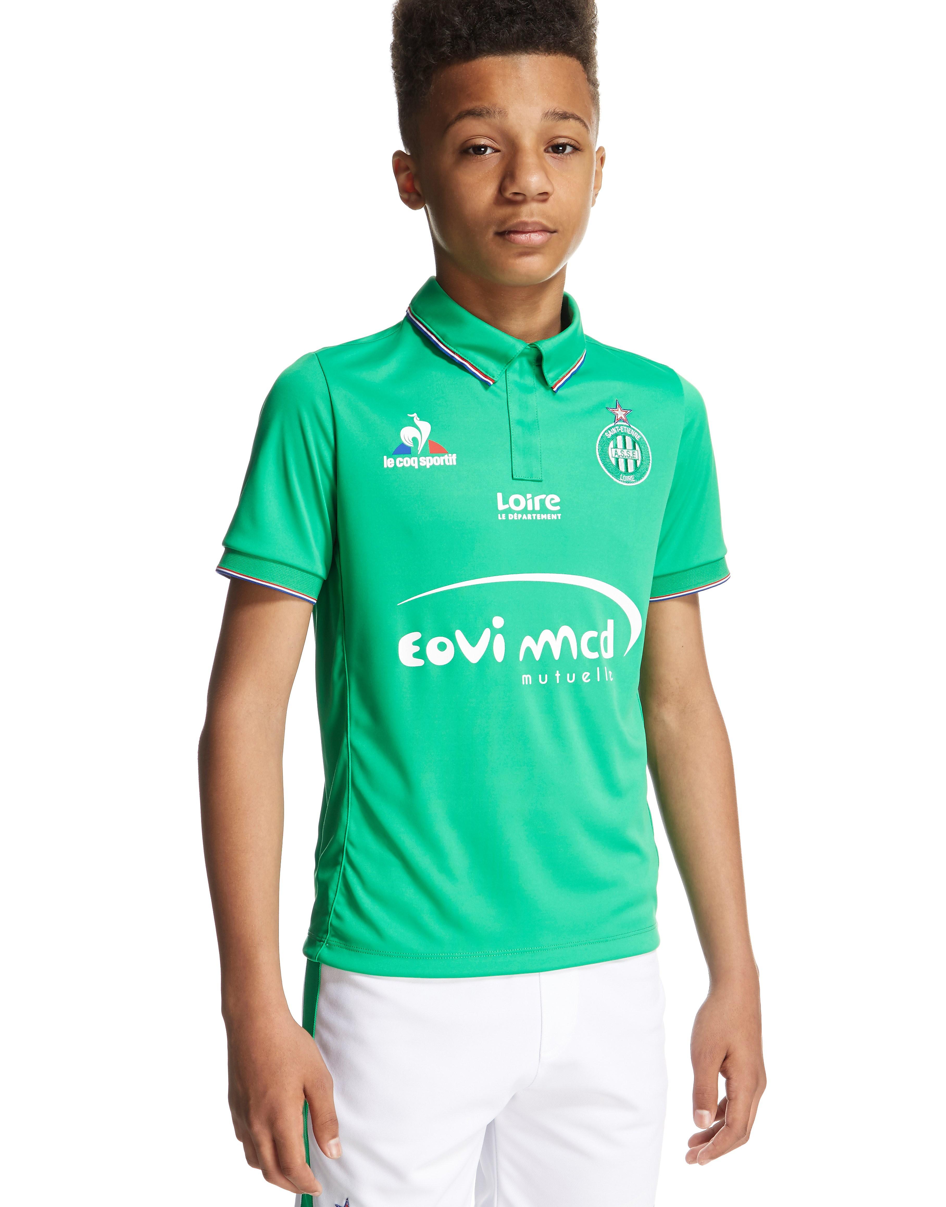 Le Coq Sportif AS Saint Etienne 2016/17 Home Shirt Junior