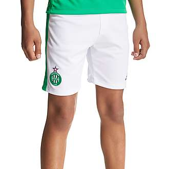 Le Coq Sportif AS Saint Etienne 2016/17 Home Shorts Junior