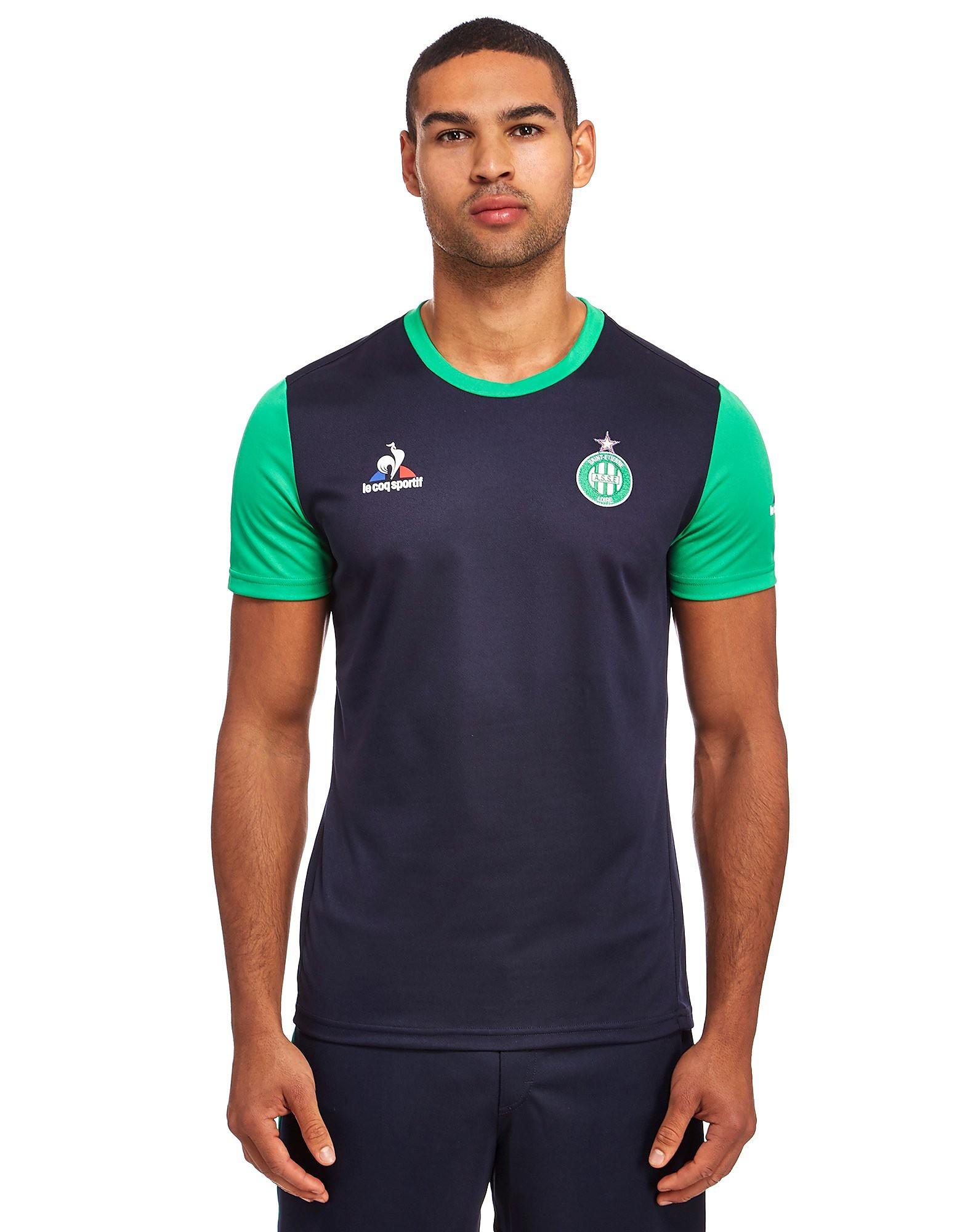 Le Coq Sportif AS Saint Etienne Training Shirt