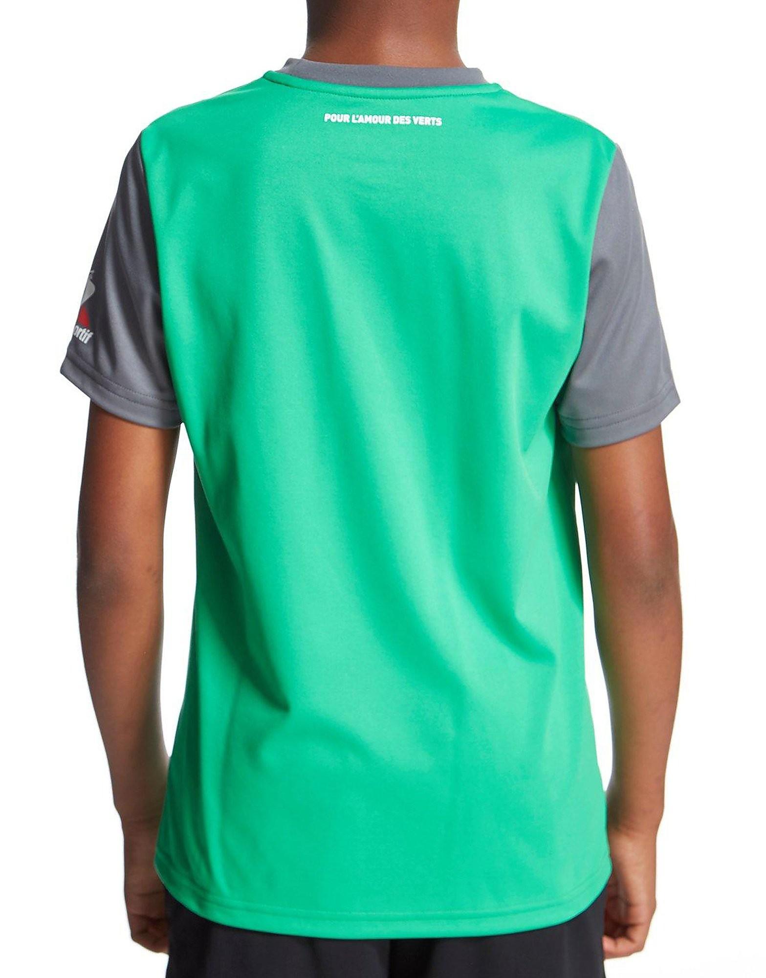 Le Coq Sportif AS Saint Etienne Training Shirt Junior