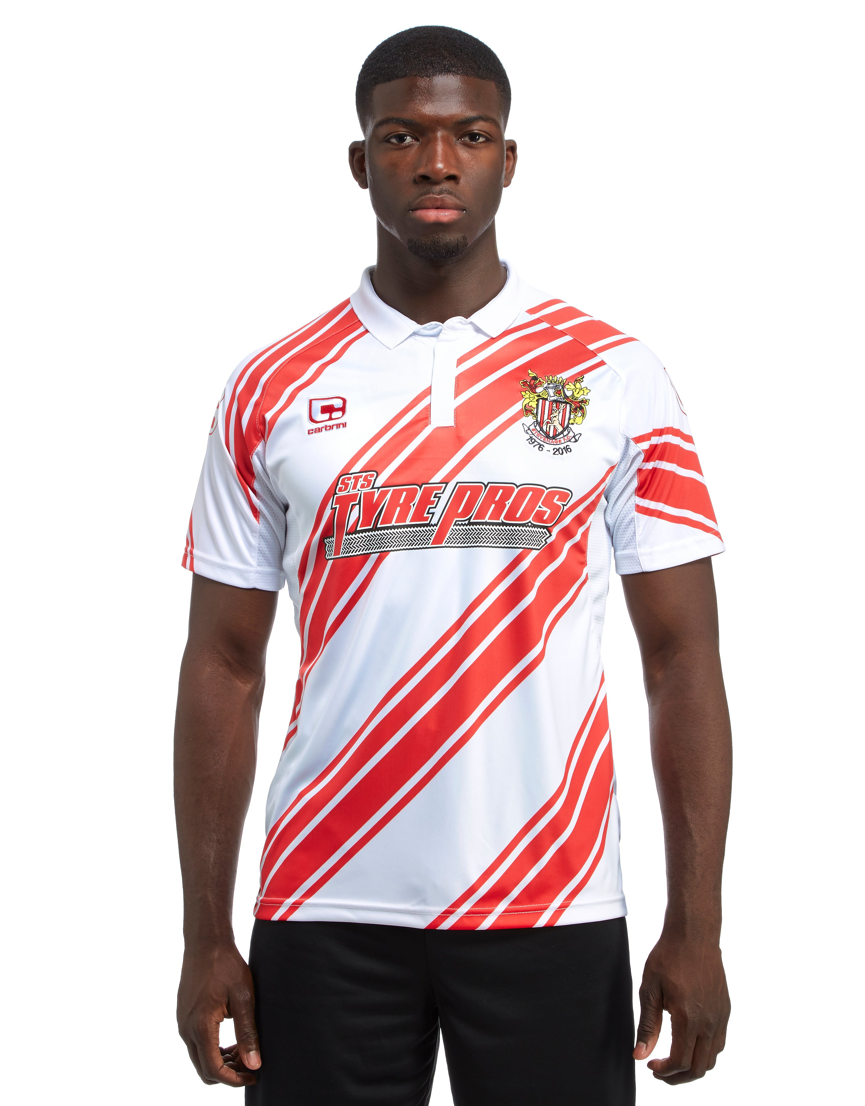 Carbrini Stevenage FC 2016/17 Home Shirt