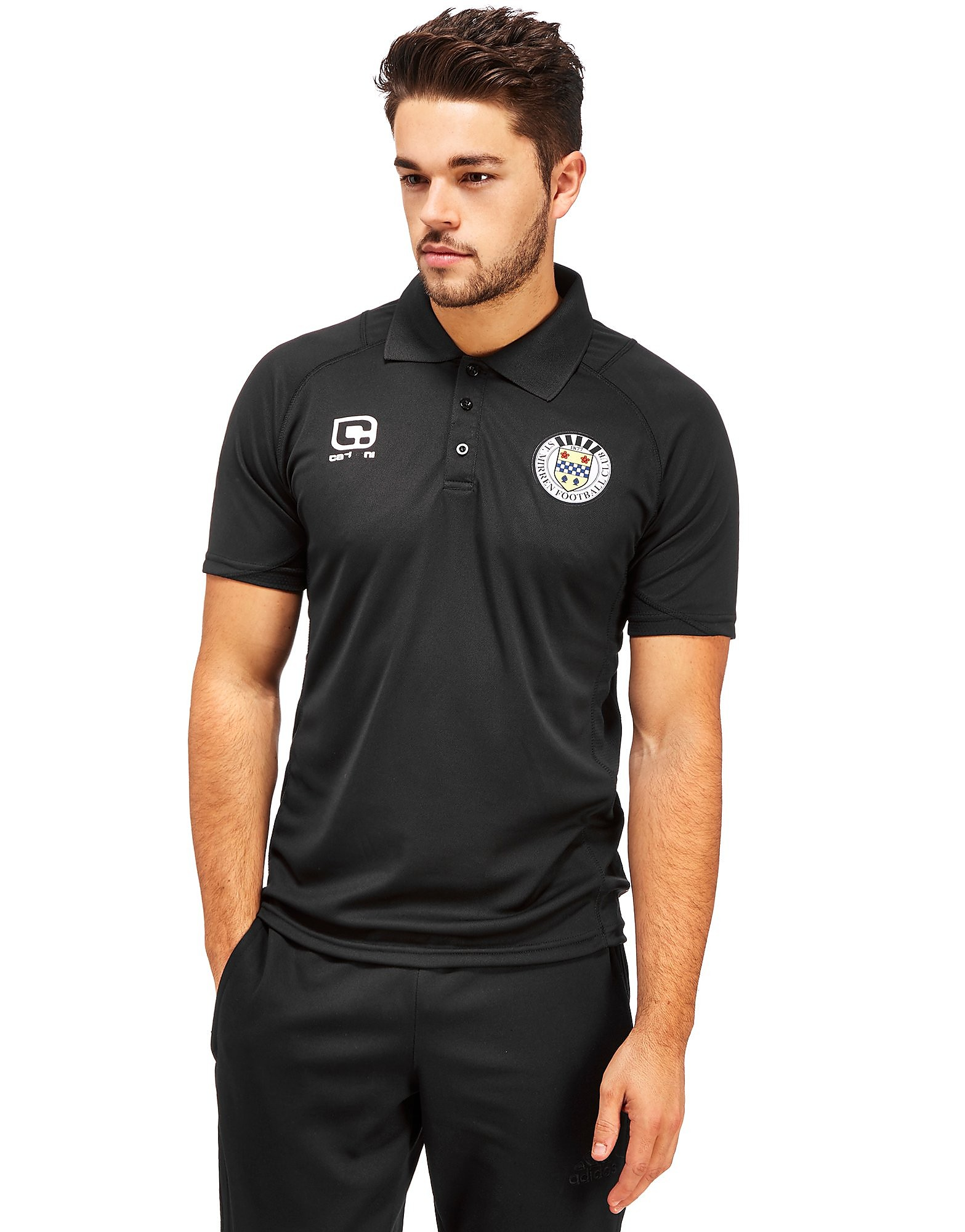 Carbrini St. Mirren Polo Shirt