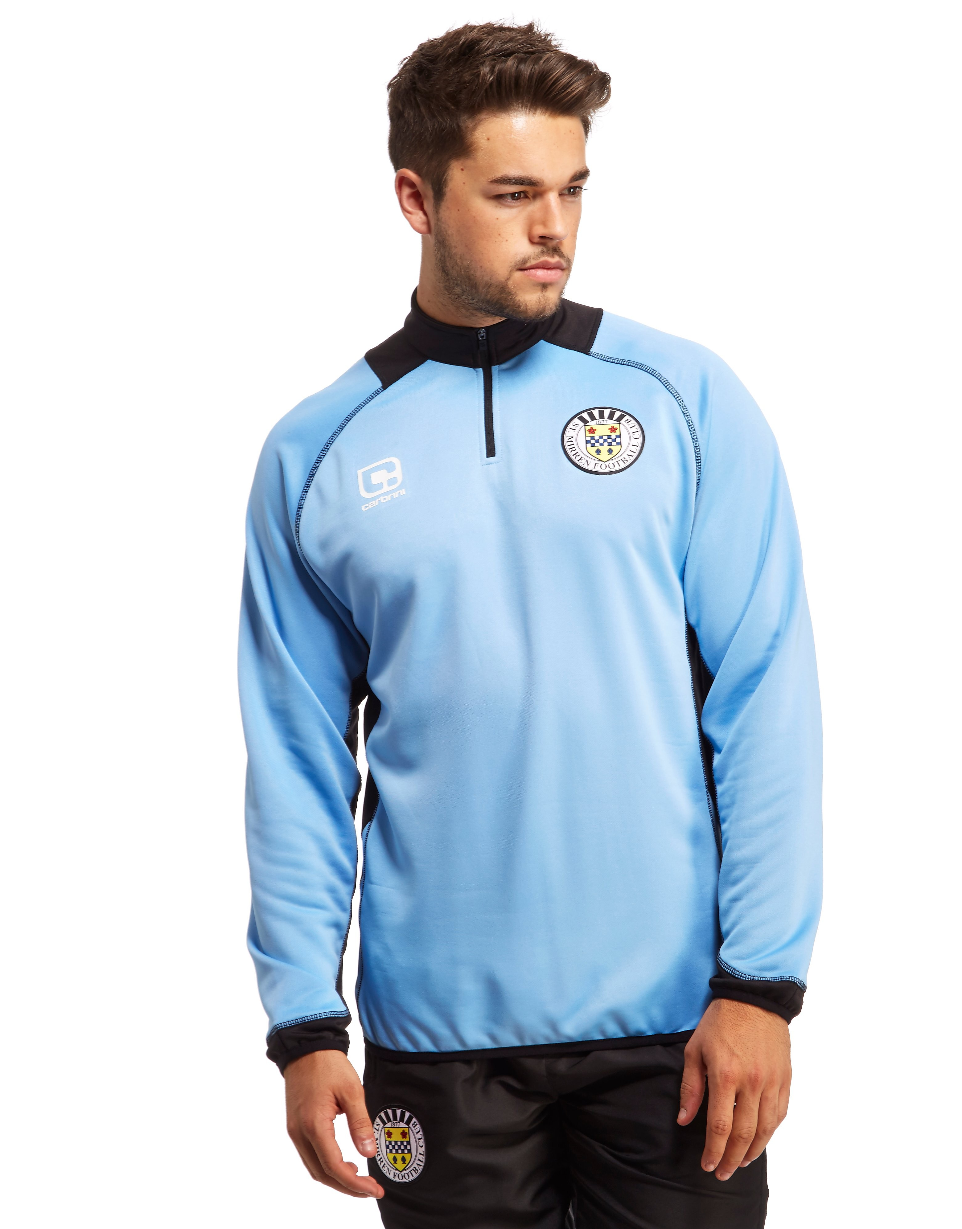 Carbrini St Mirren FC 2016/17 Sweat Top