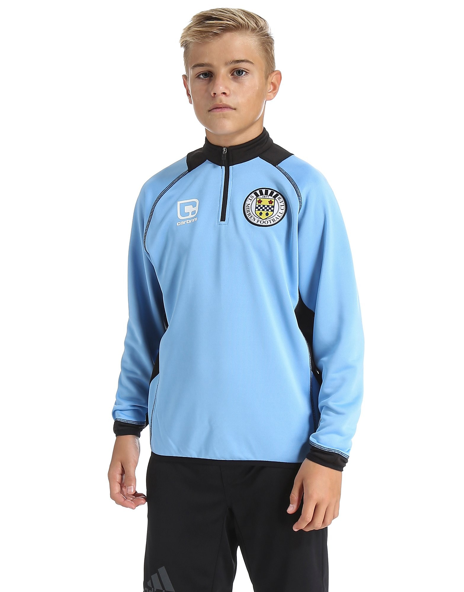Carbrini St Mirren FC 2016/17 Sweat Top Junior