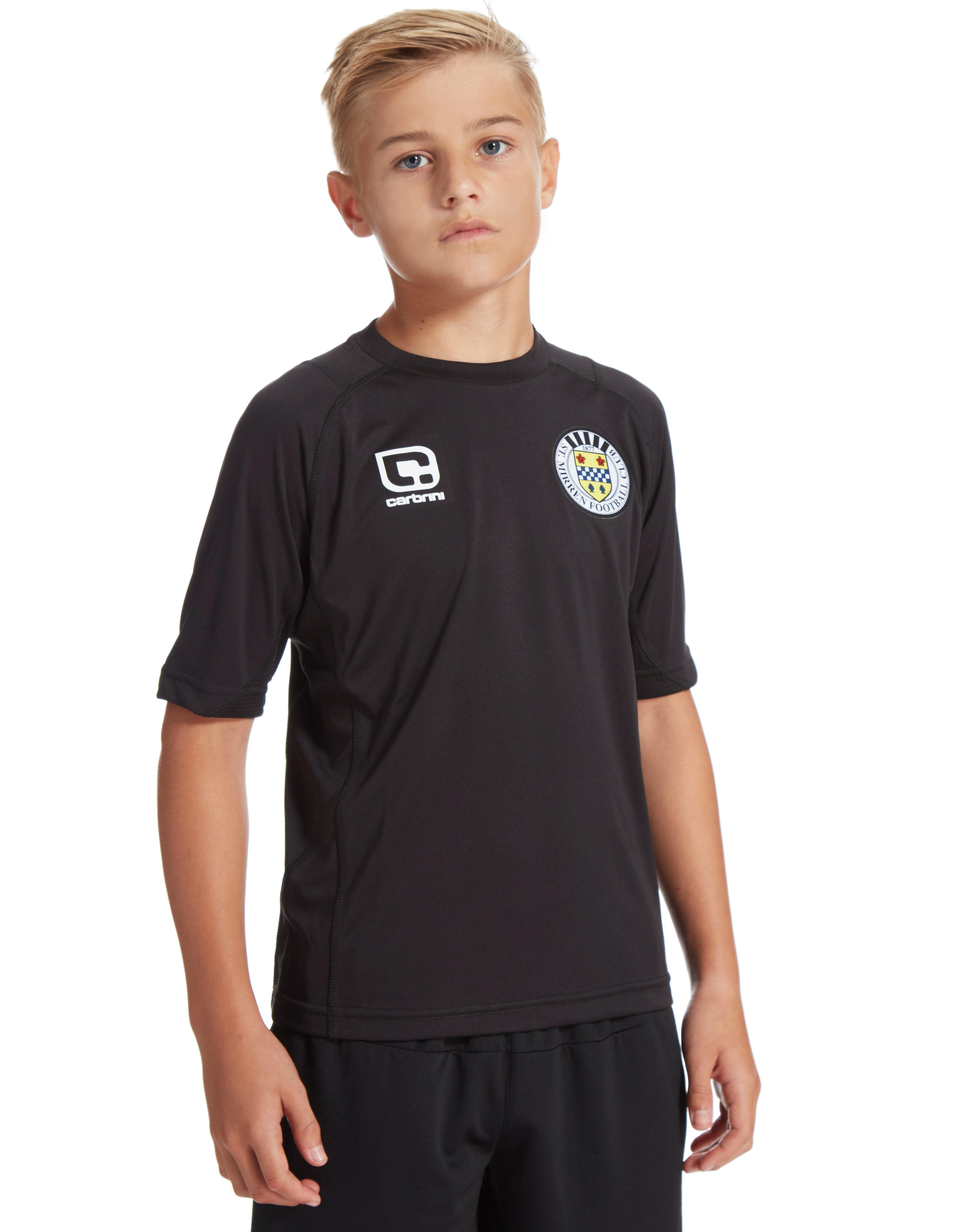 Carbrini St Mirren Training T-Shirt Junior