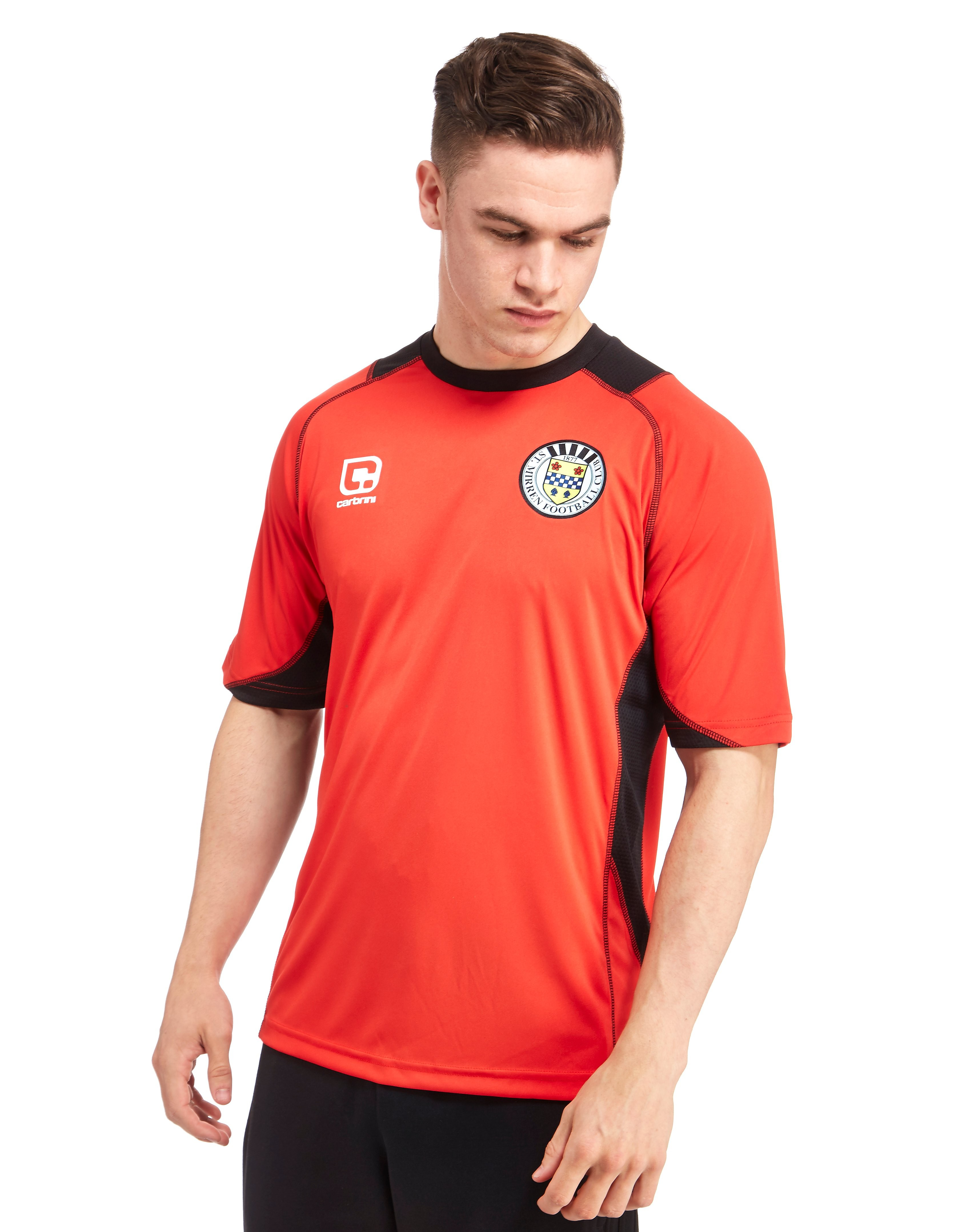 Carbrini St Mirren Training T-Shirt