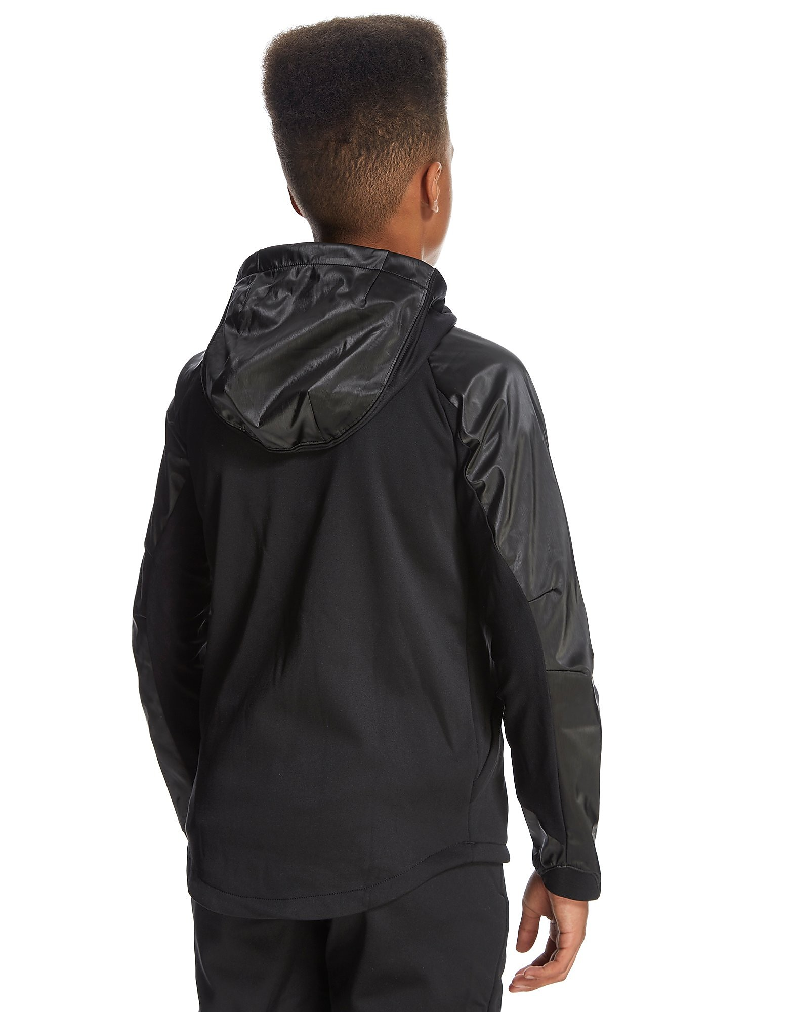 Jordan Therma Fleece Full Zip Hoody Junior