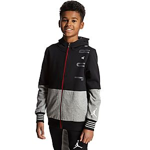 2a316eba310021 Jordan Extended Full Zip Hoody Junior ...