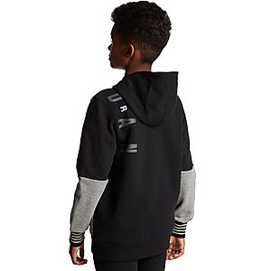 4da3ea12d75e89 Jordan Extended Full Zip Hoody Junior Jordan Extended Full Zip Hoody Junior