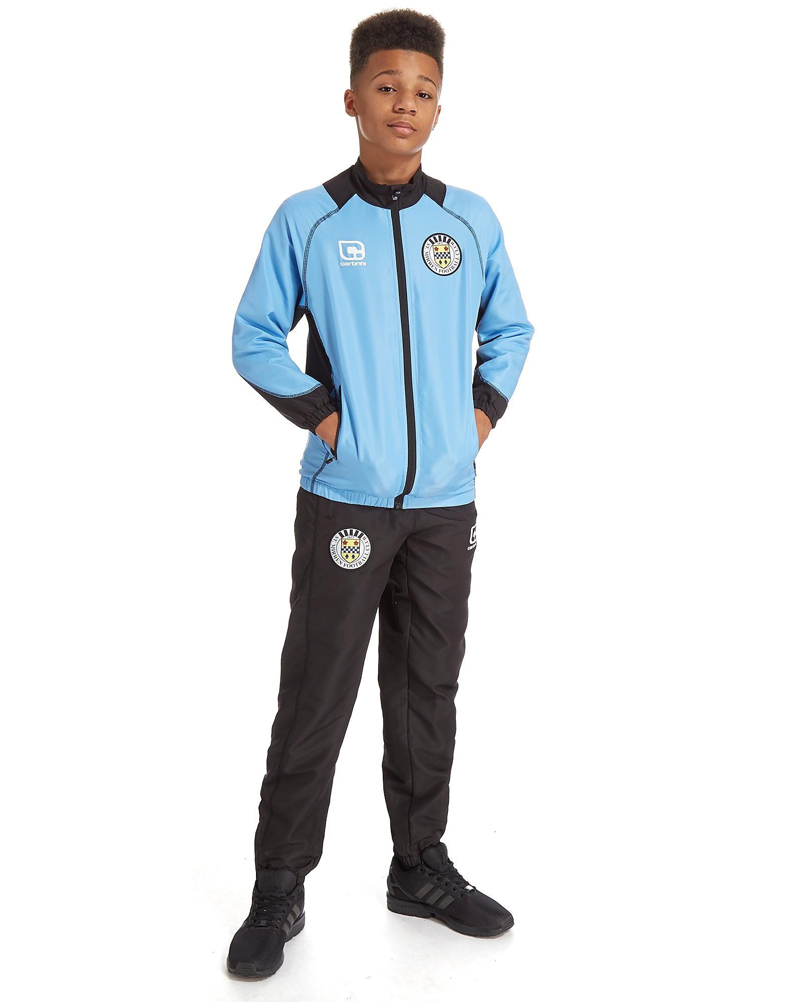 Carbrini St Mirren FC 2016/17 Tracksuit Junior