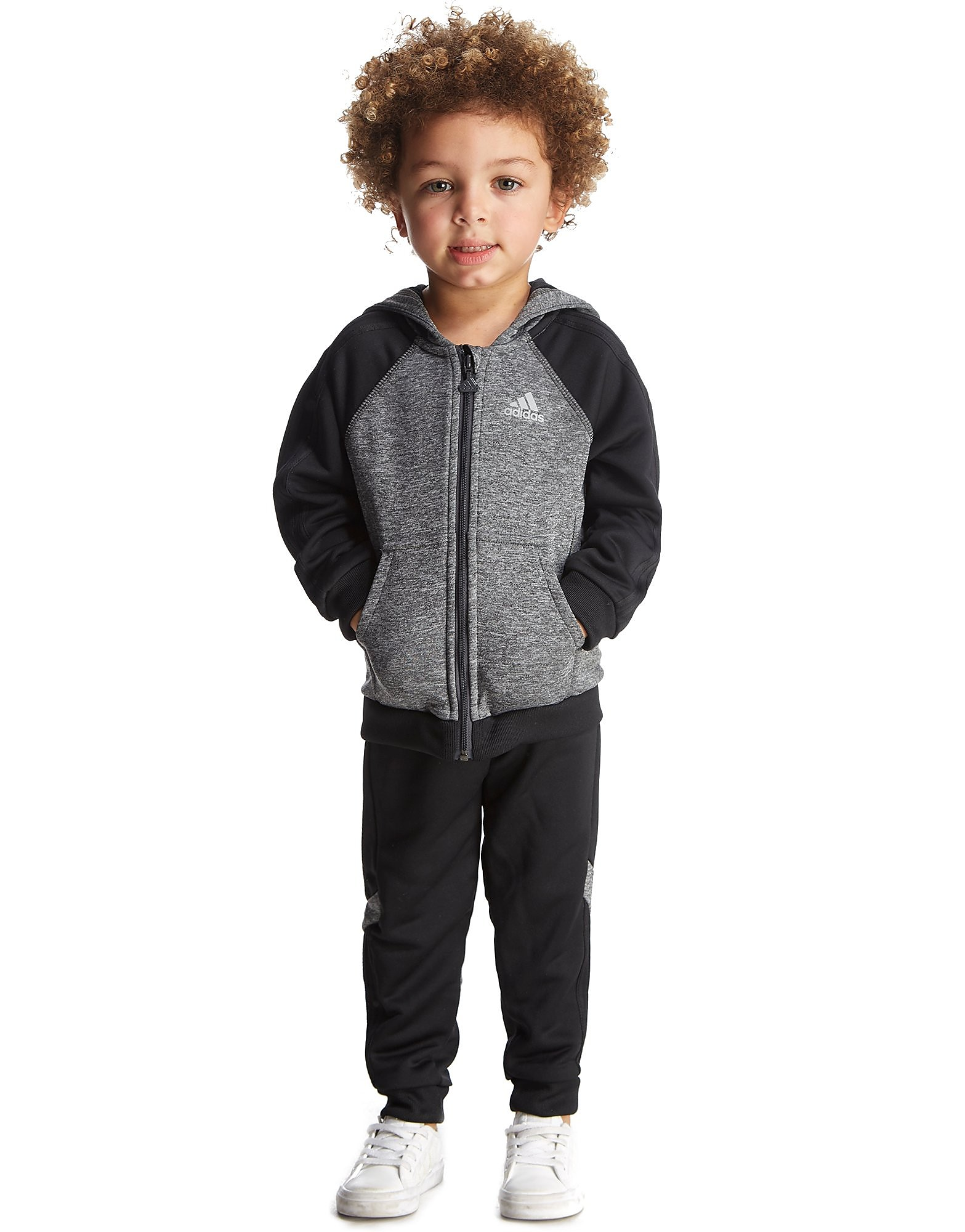 adidas 3-Stripes Suit Infant