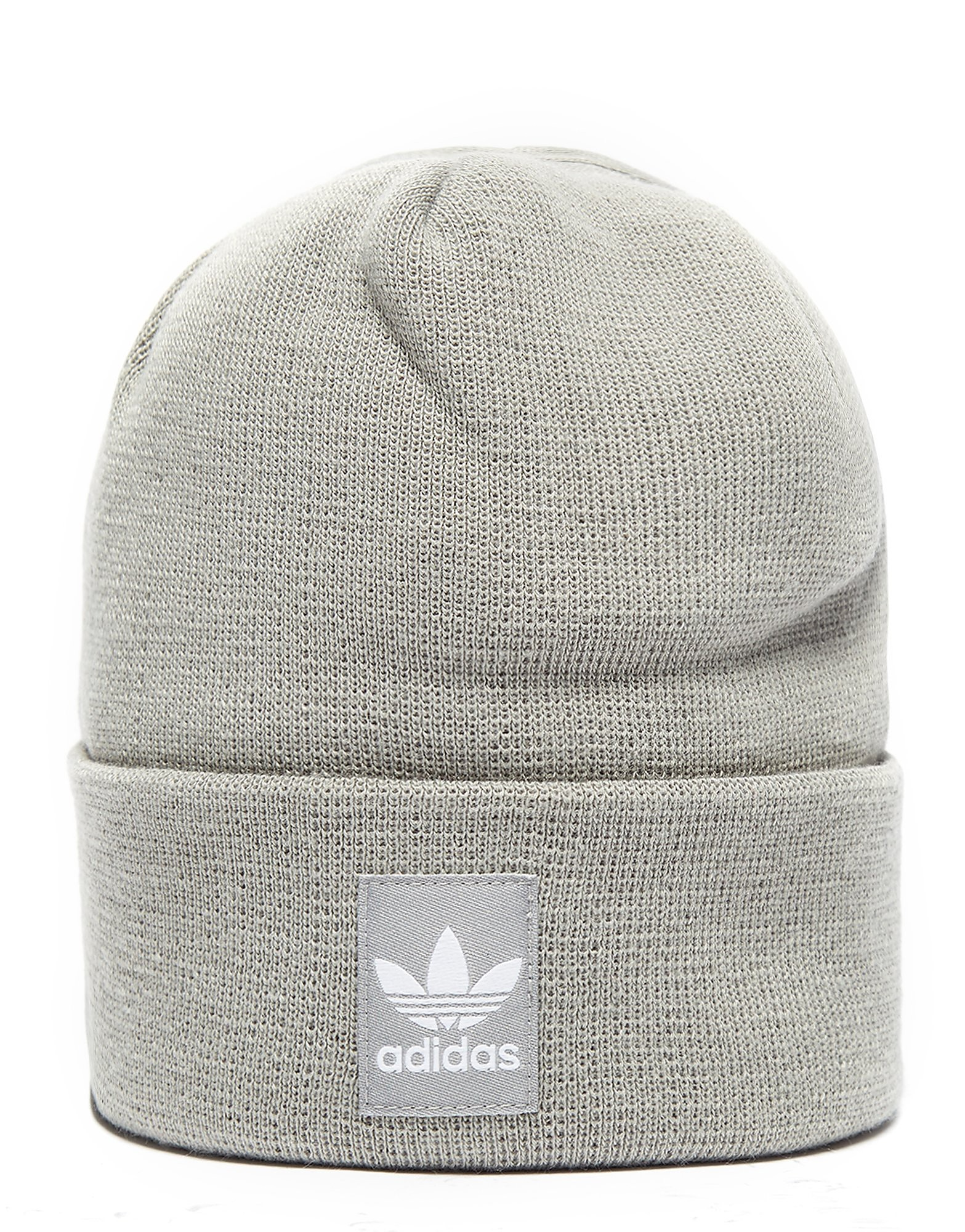 adidas Originals Ribbed Logo Beanie Hat