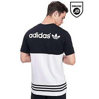 adidas Originals 3-Stripes Linear T-Shirt