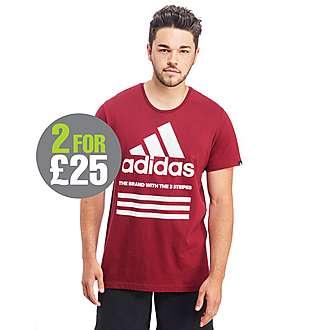 adidas Stack T-Shirt