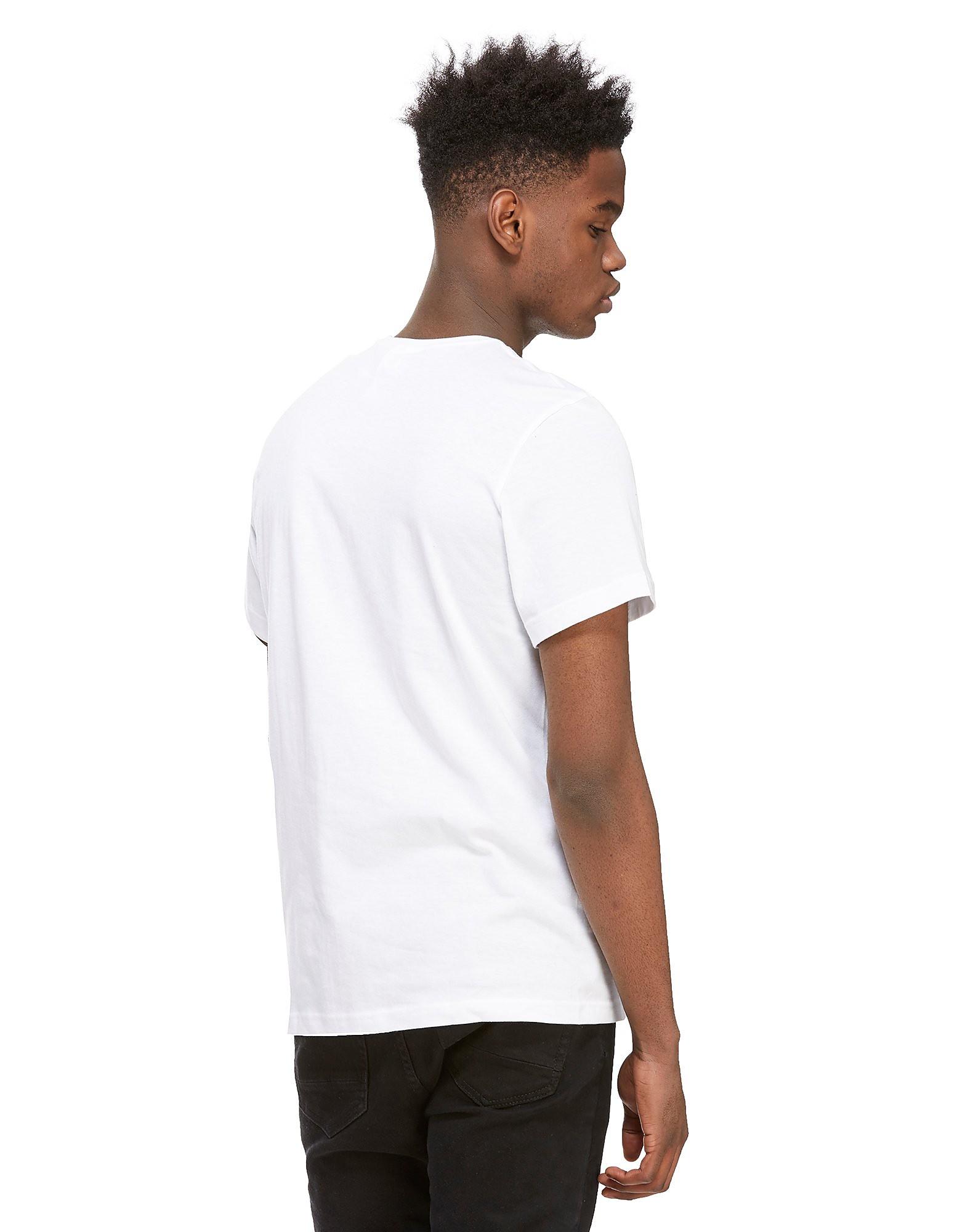 adidas Camouflage 3 Stripe T-Shirt