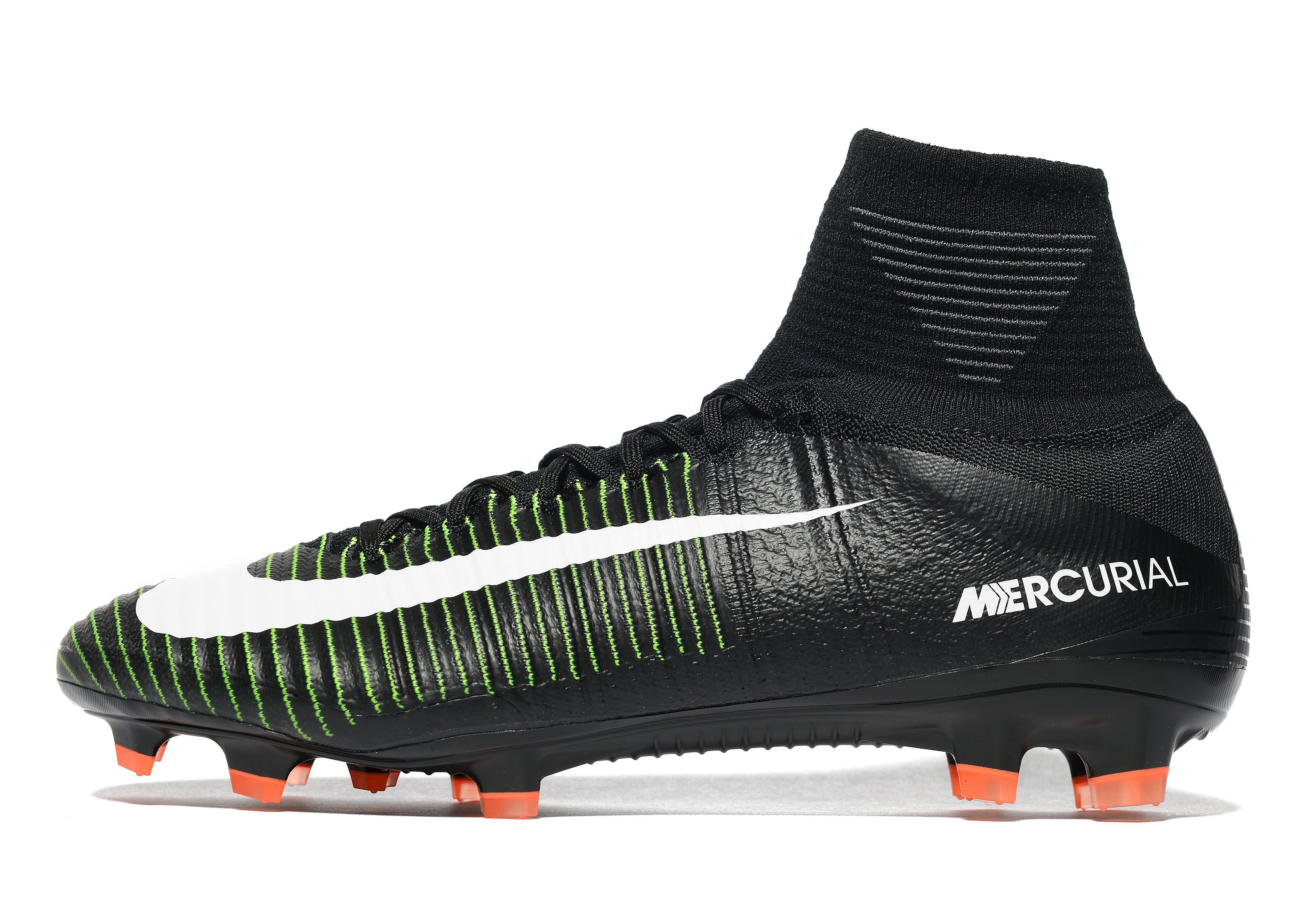 Nike Dark Lightning Mercurial Superfly FG