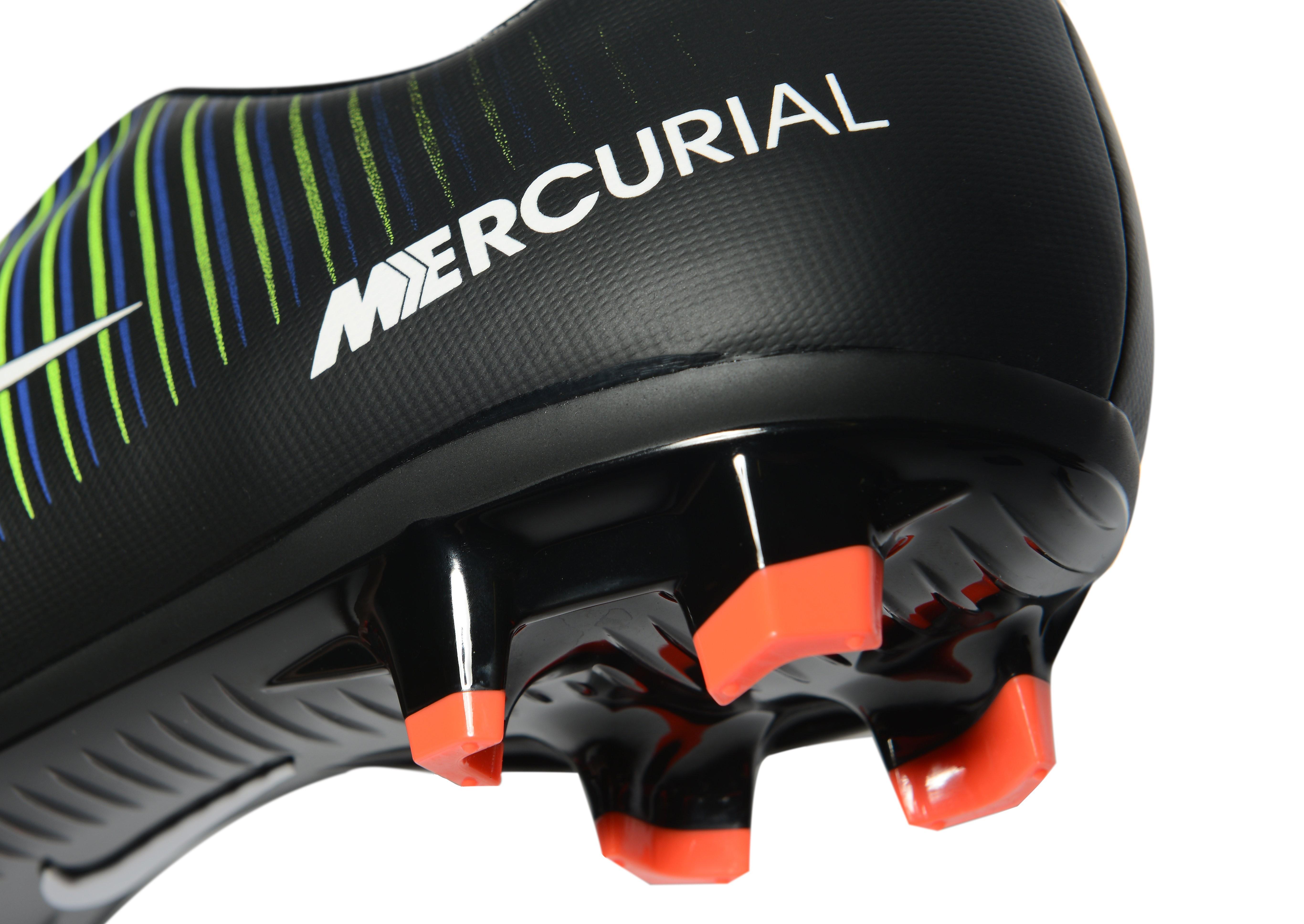 Nike Dark Lightning Mercurial Victory VI Firm Ground