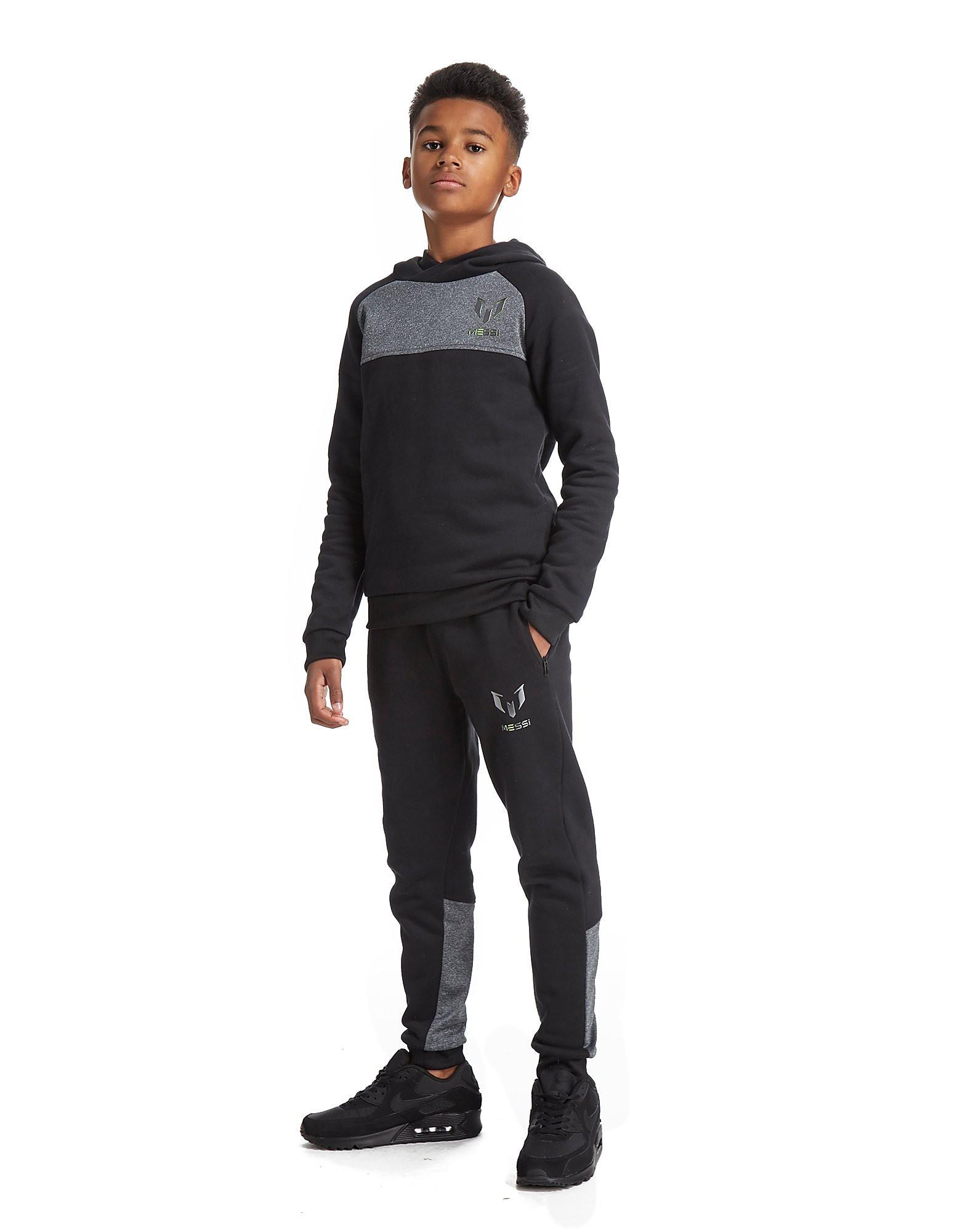 adidas Messi Overhead Suit Junior