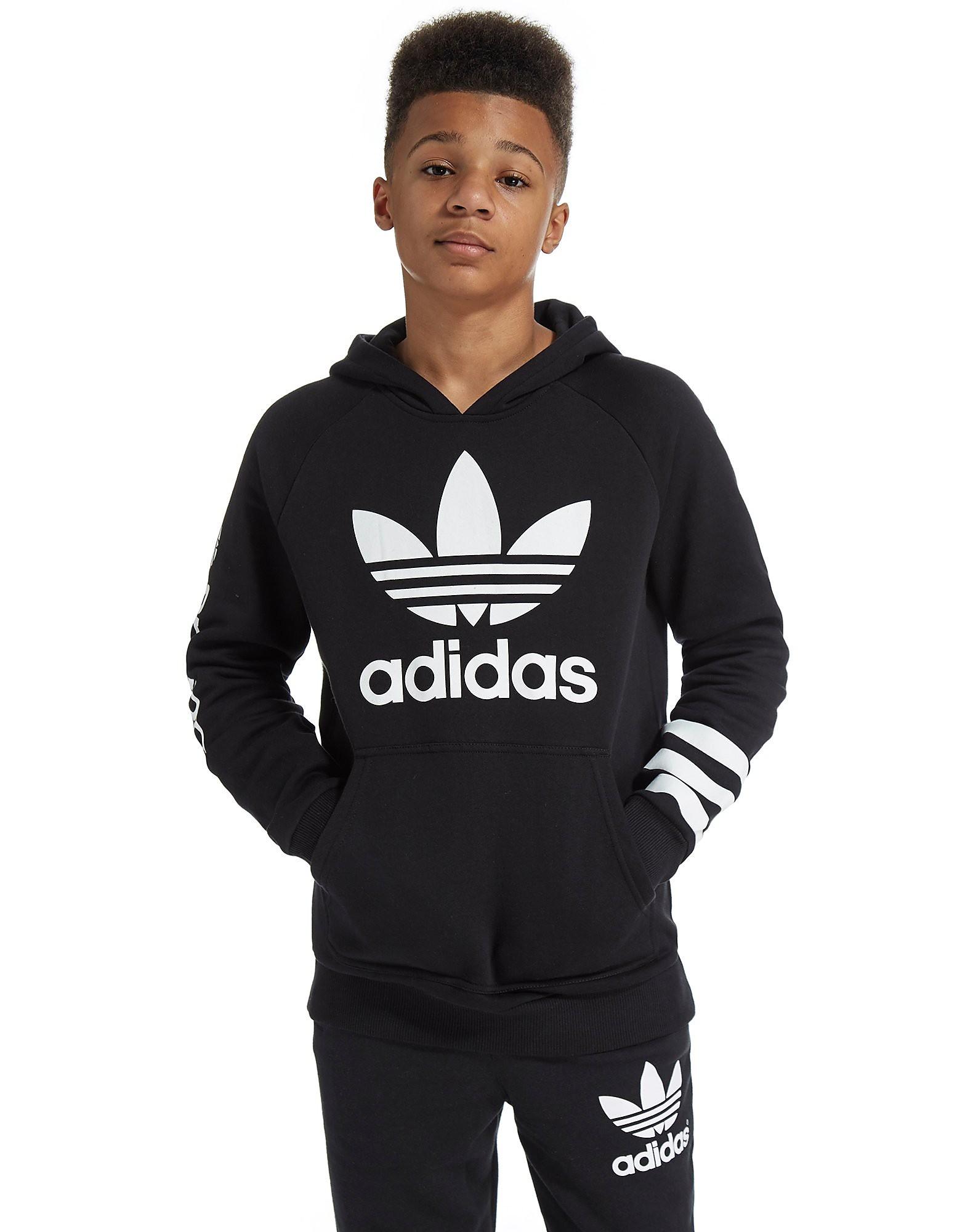adidas Street Overhead Hoody Junior