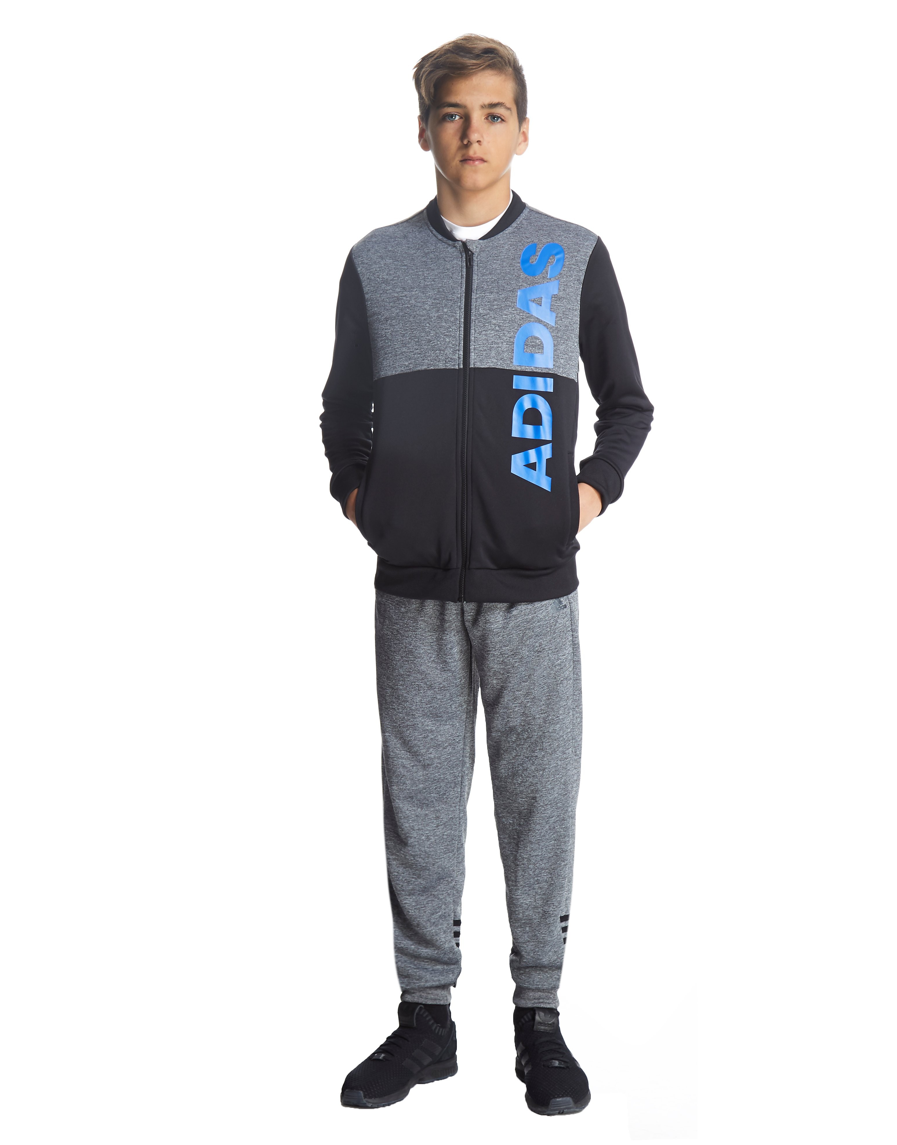 adidas Lineage Track Suit Junior