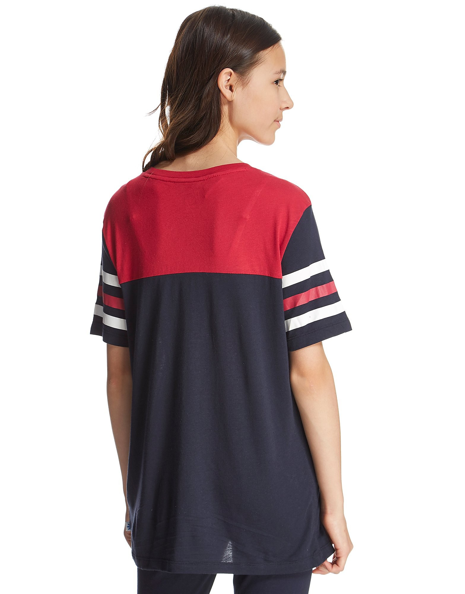adidas Originals Girls' Colour Block T-Shirt Junior