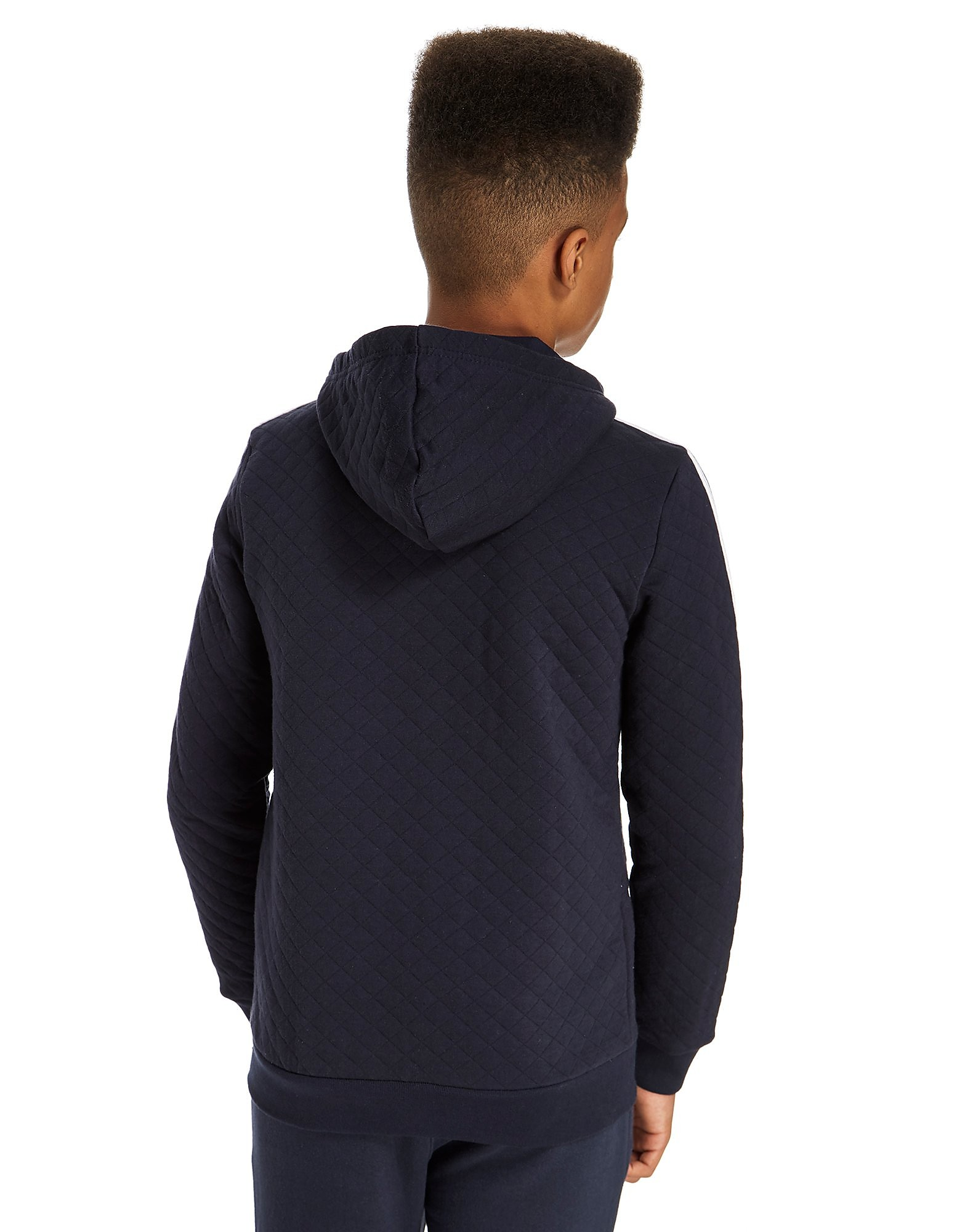 adidas Originals Quilt Full Zip Hoody Junior