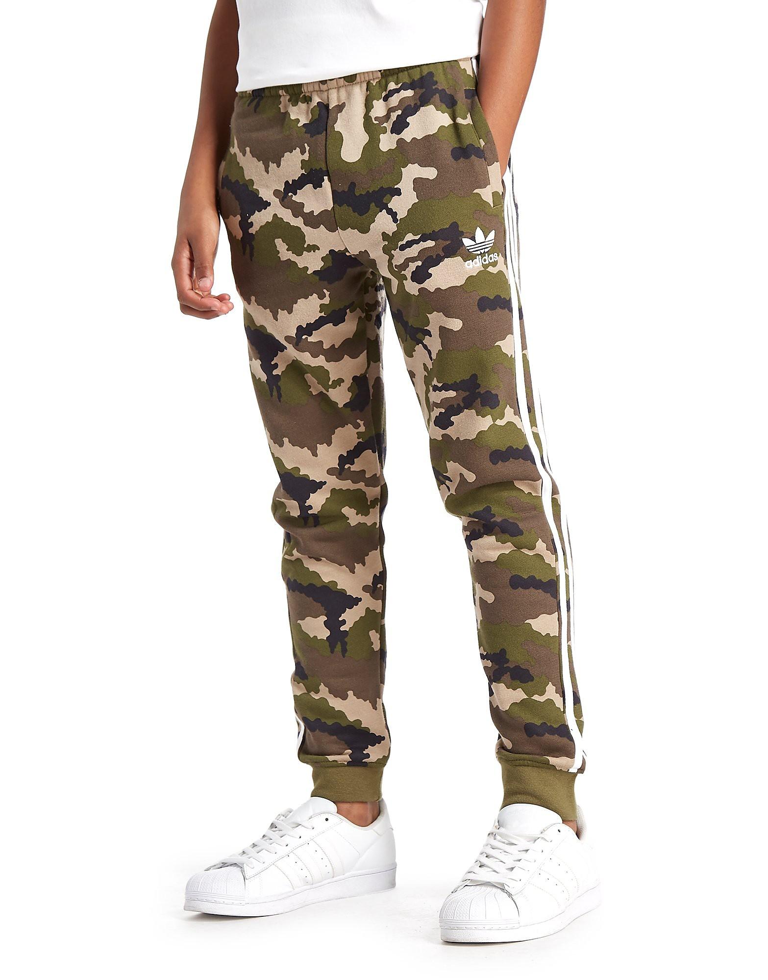 adidas Originals Camo Track Pants Junior