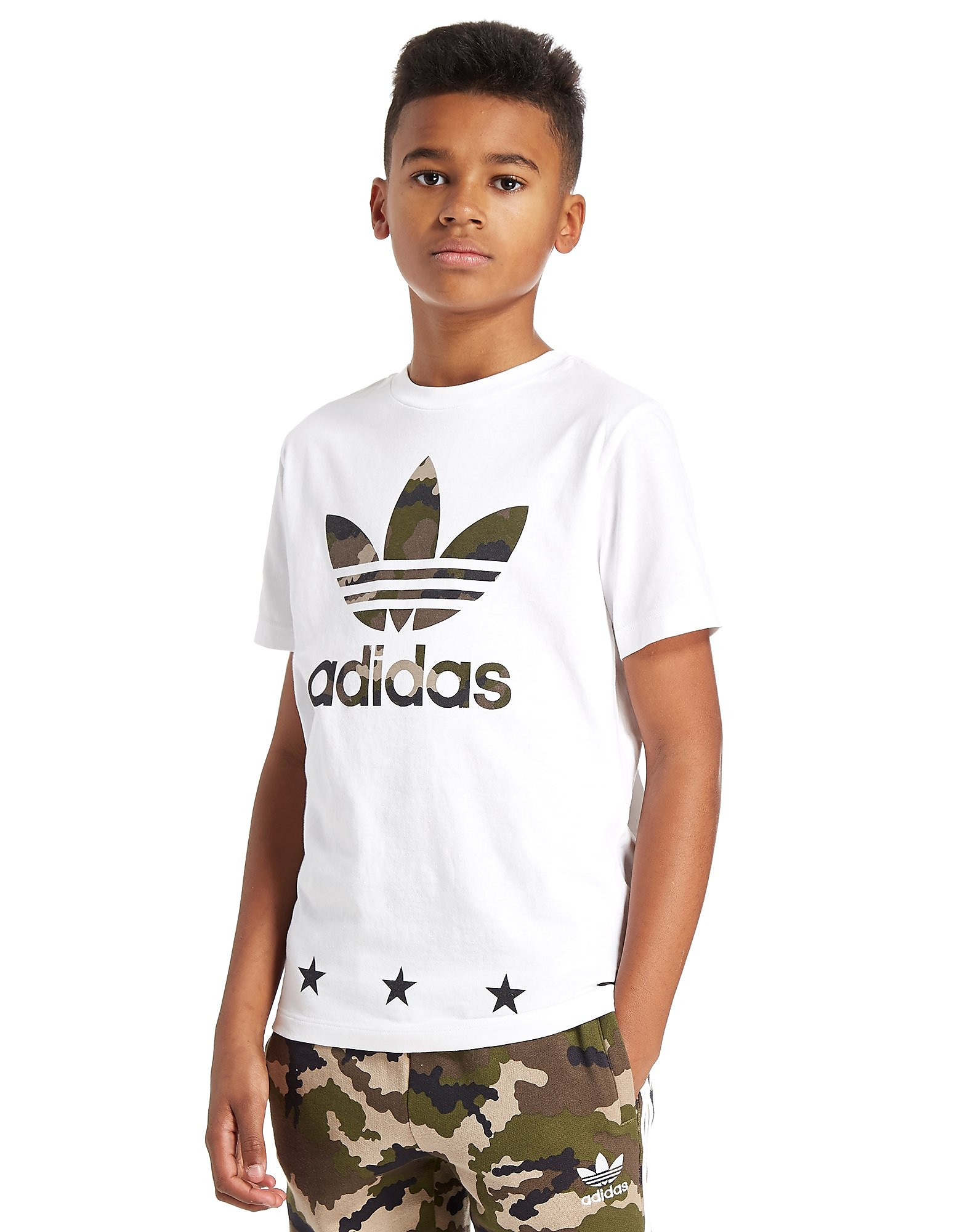 adidas Originals Infil T-Shirt Junior