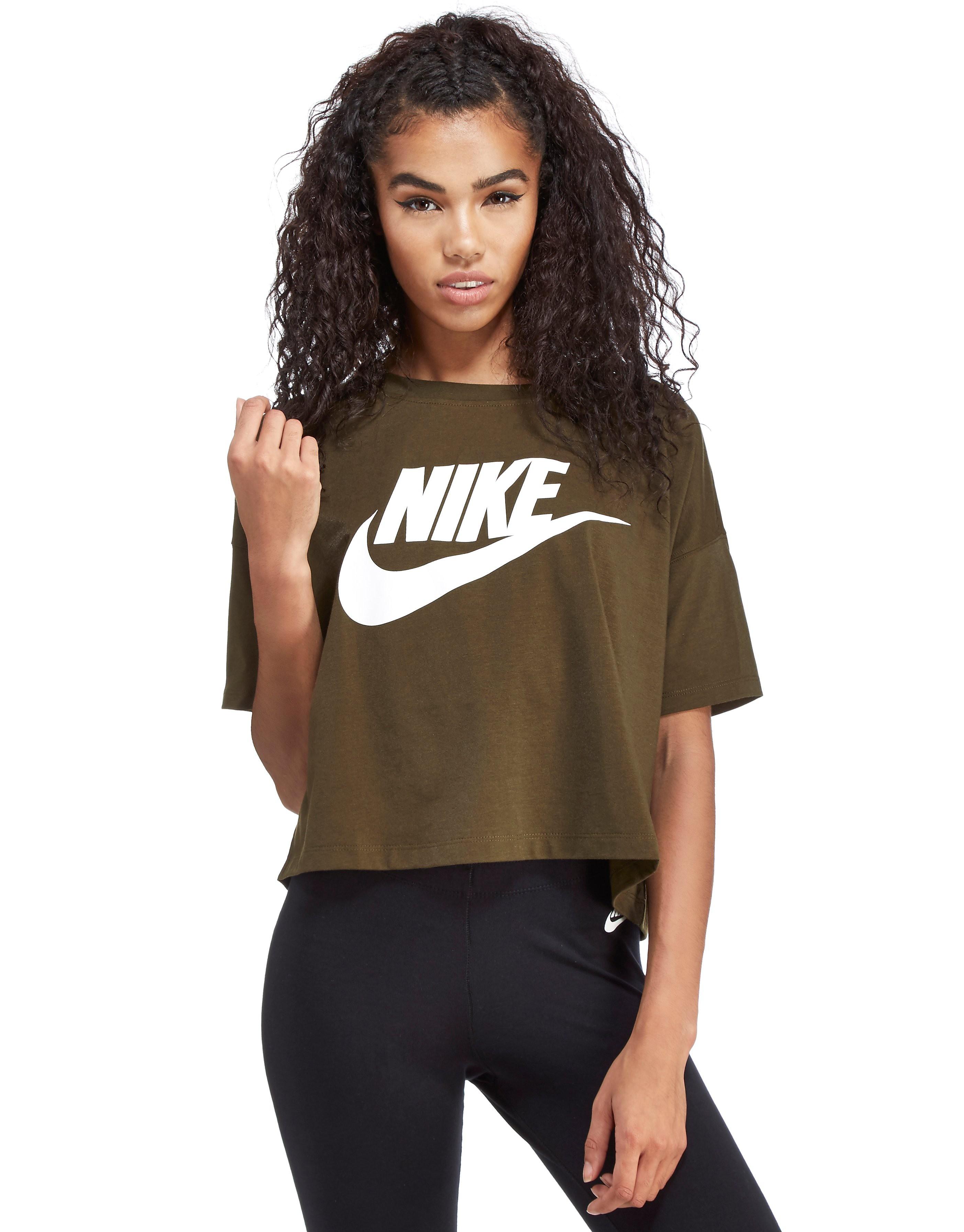 Nike Signal Crop T-Shirt