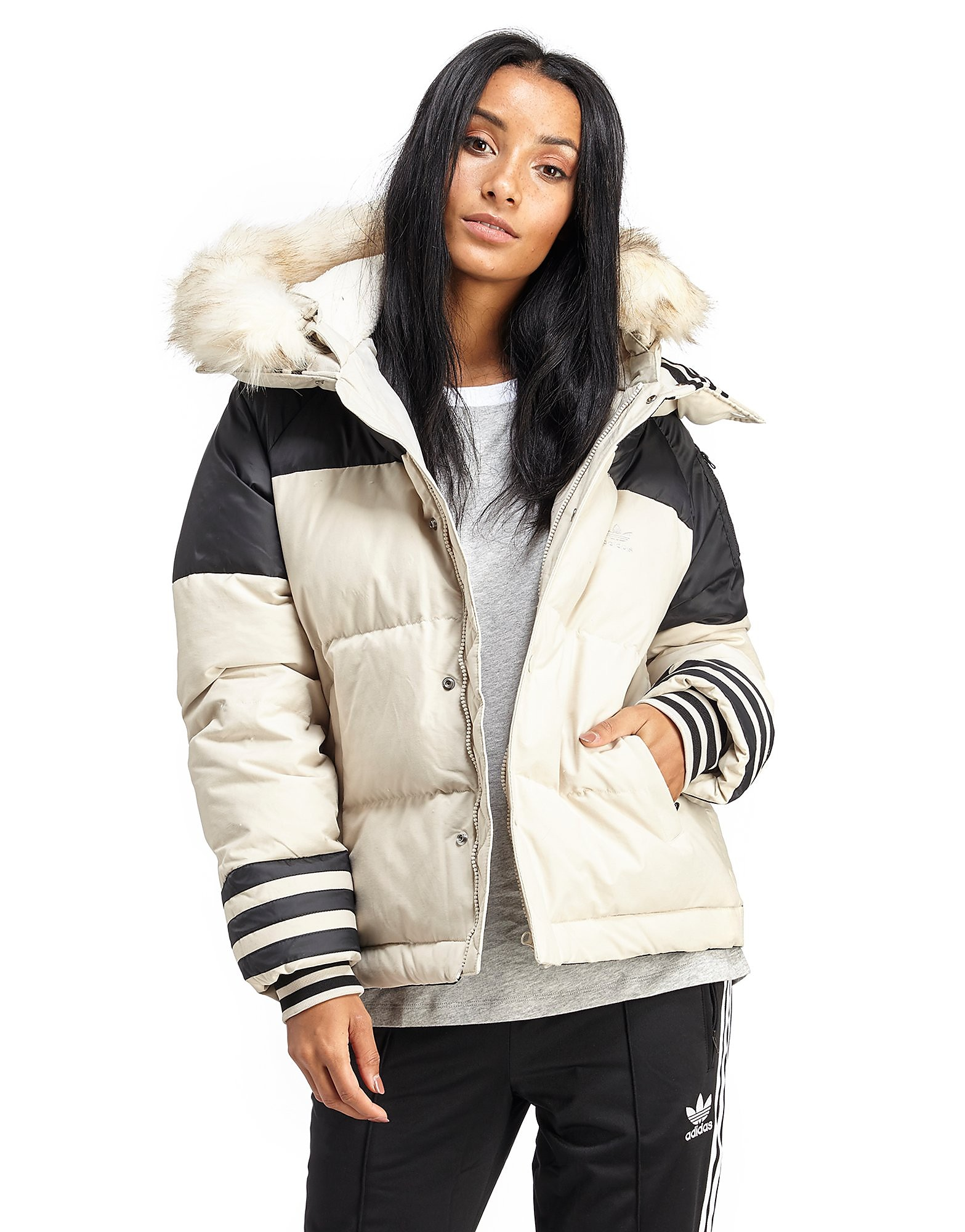 adidas Originals 3-Stripe Padded Jacket