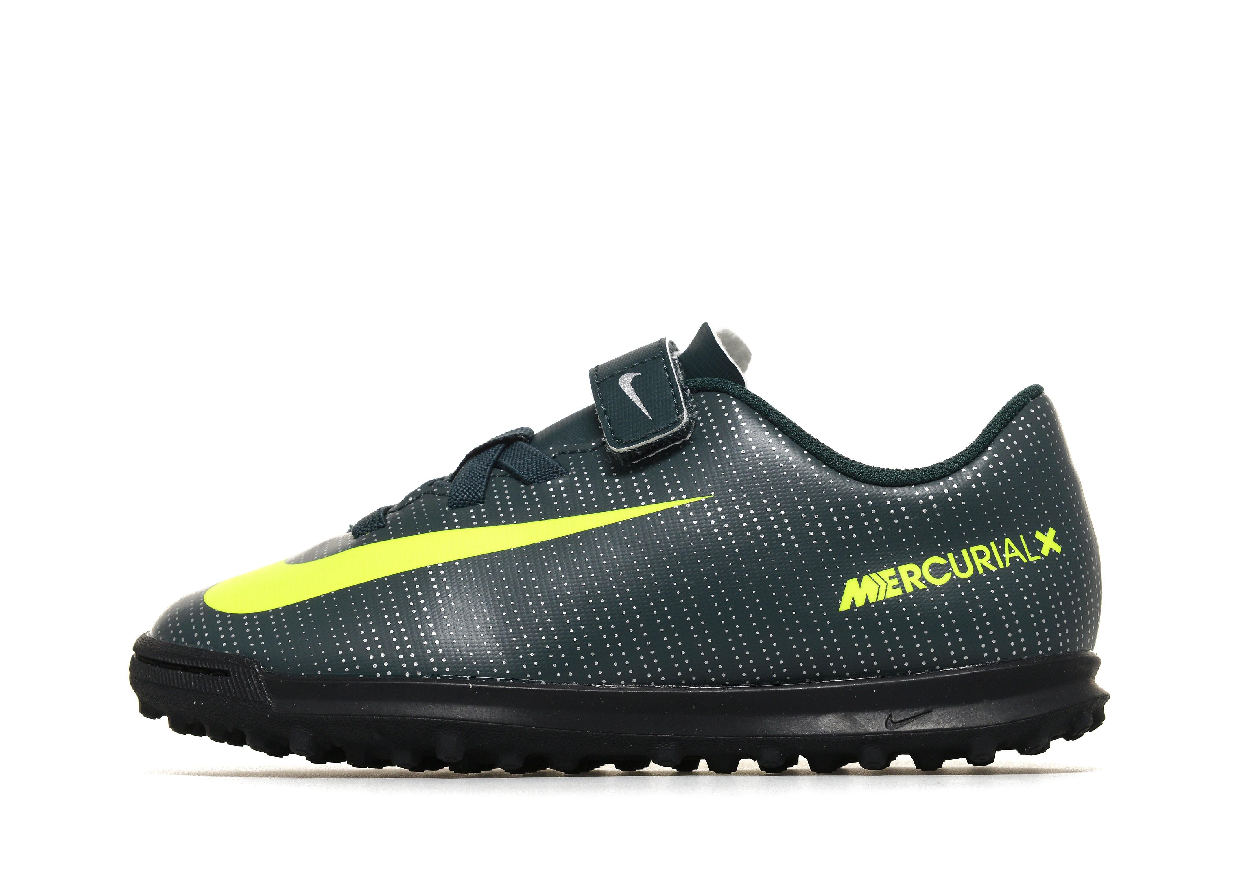 Nike Chapter 3 Mercurial Vortex III Velcro CR7 TF Child