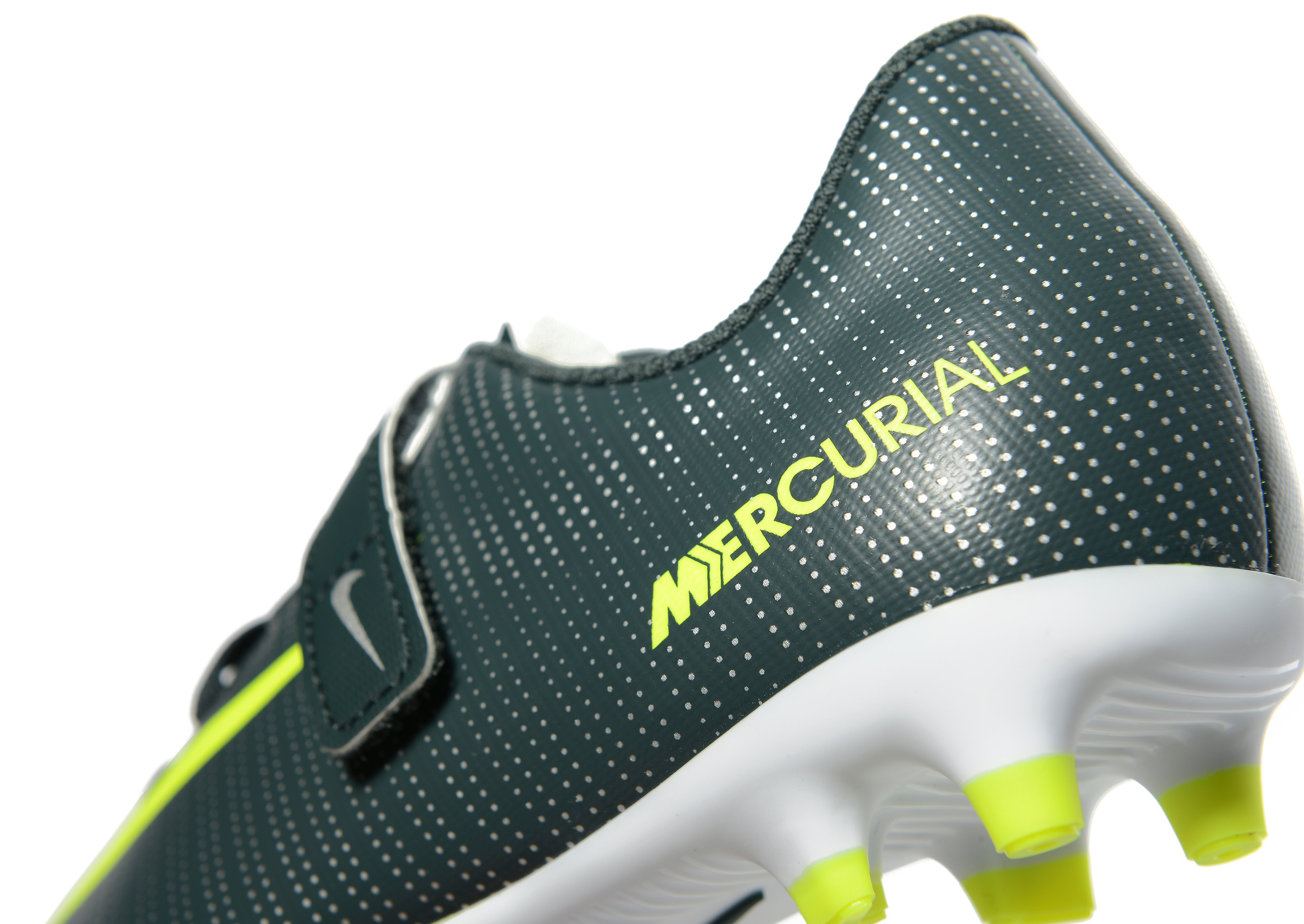 Nike Chapter 3 Mercurial Vortex III Velcro CR7 FG Child