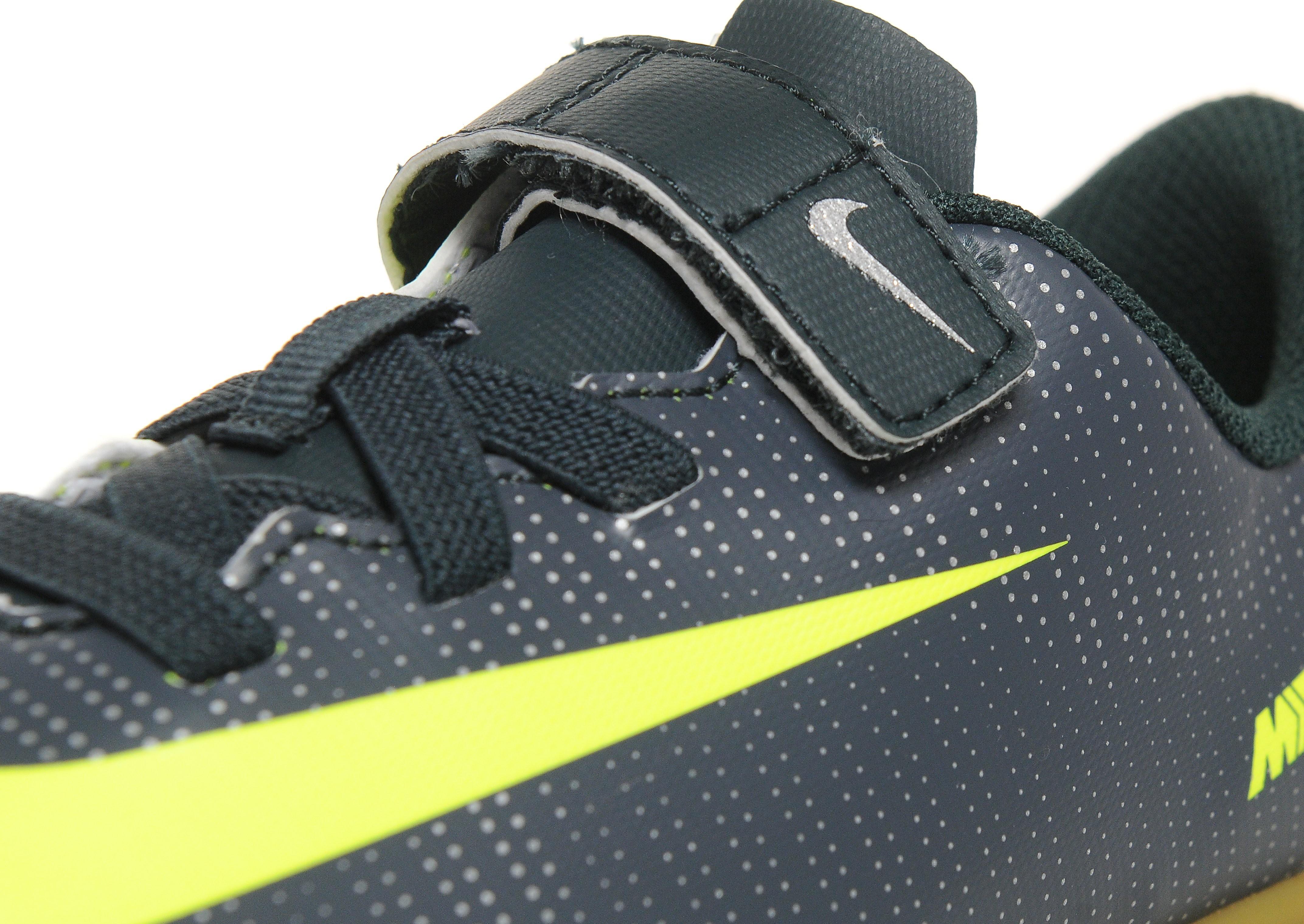 Nike Chapter 3 Mercurial Vortex III Velcro CR7 IC-voetbalschoen voor kinderen