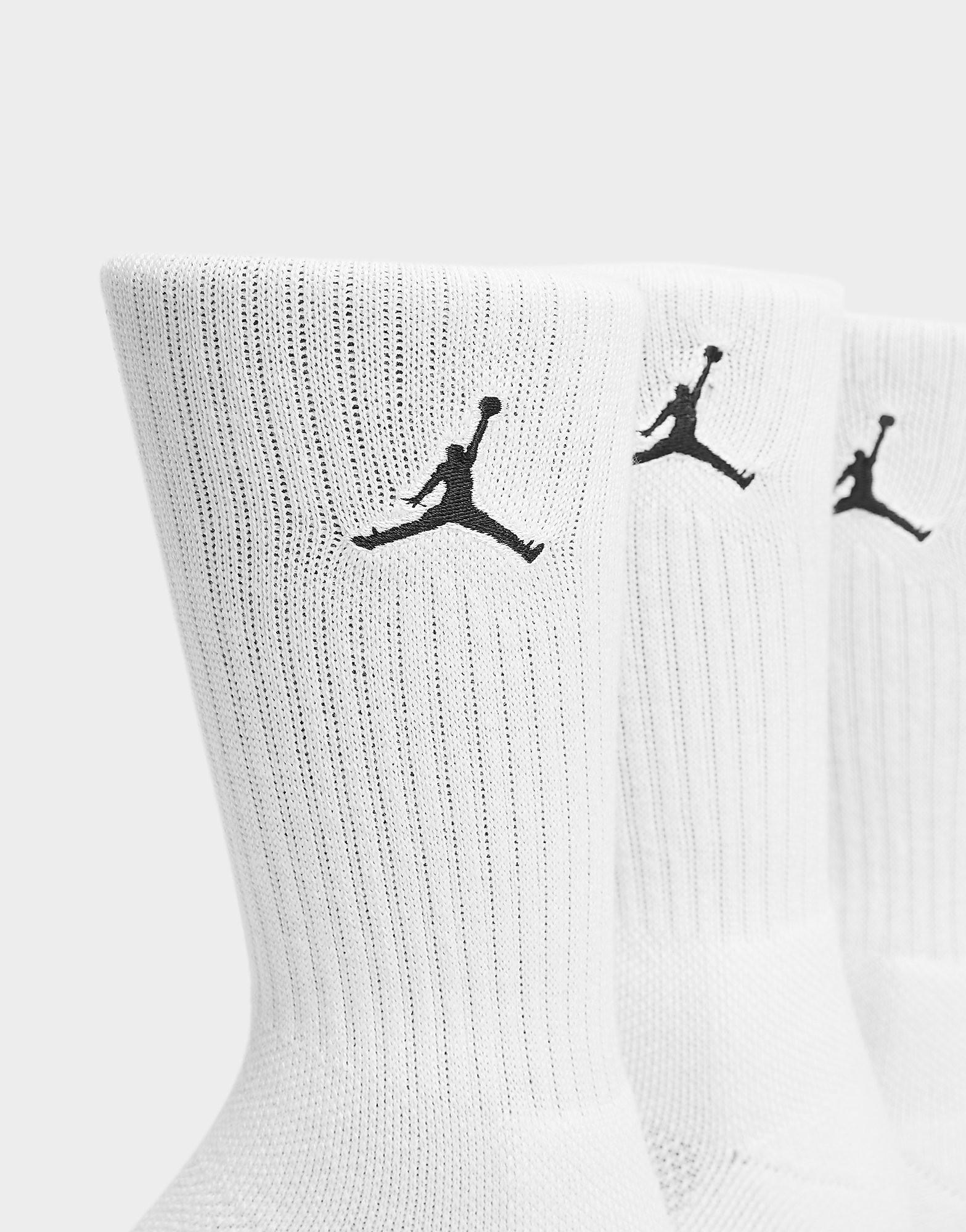 Jordan 3 Pack Crew Socks
