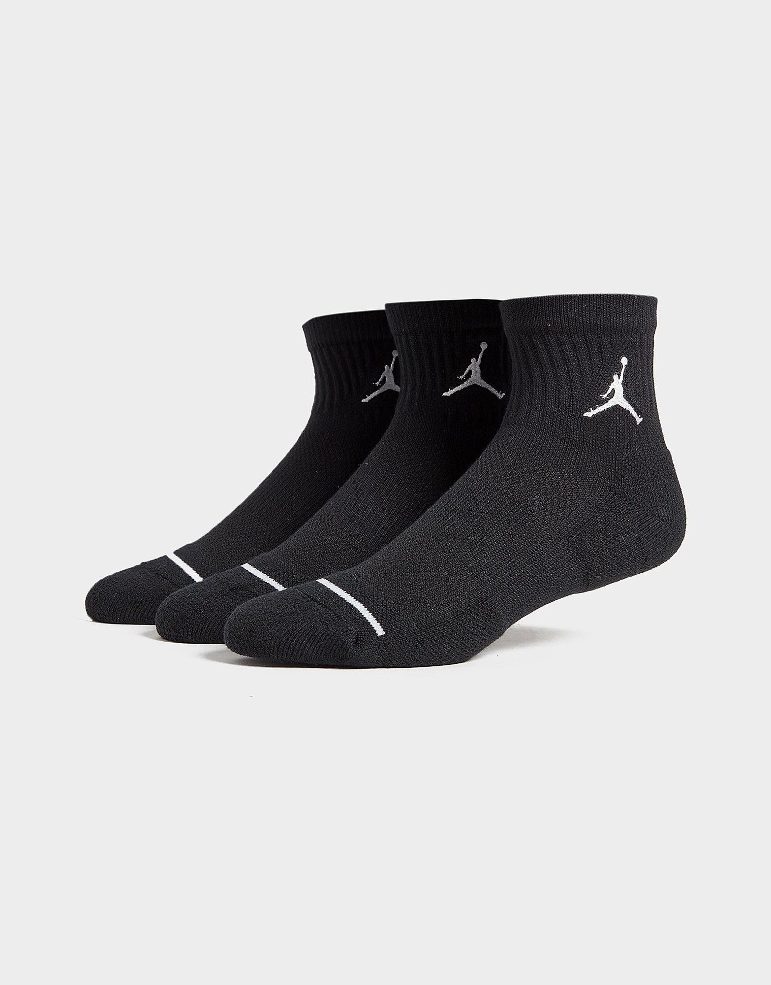 Jordan Drift Low Sportsocken im 3er-Pack