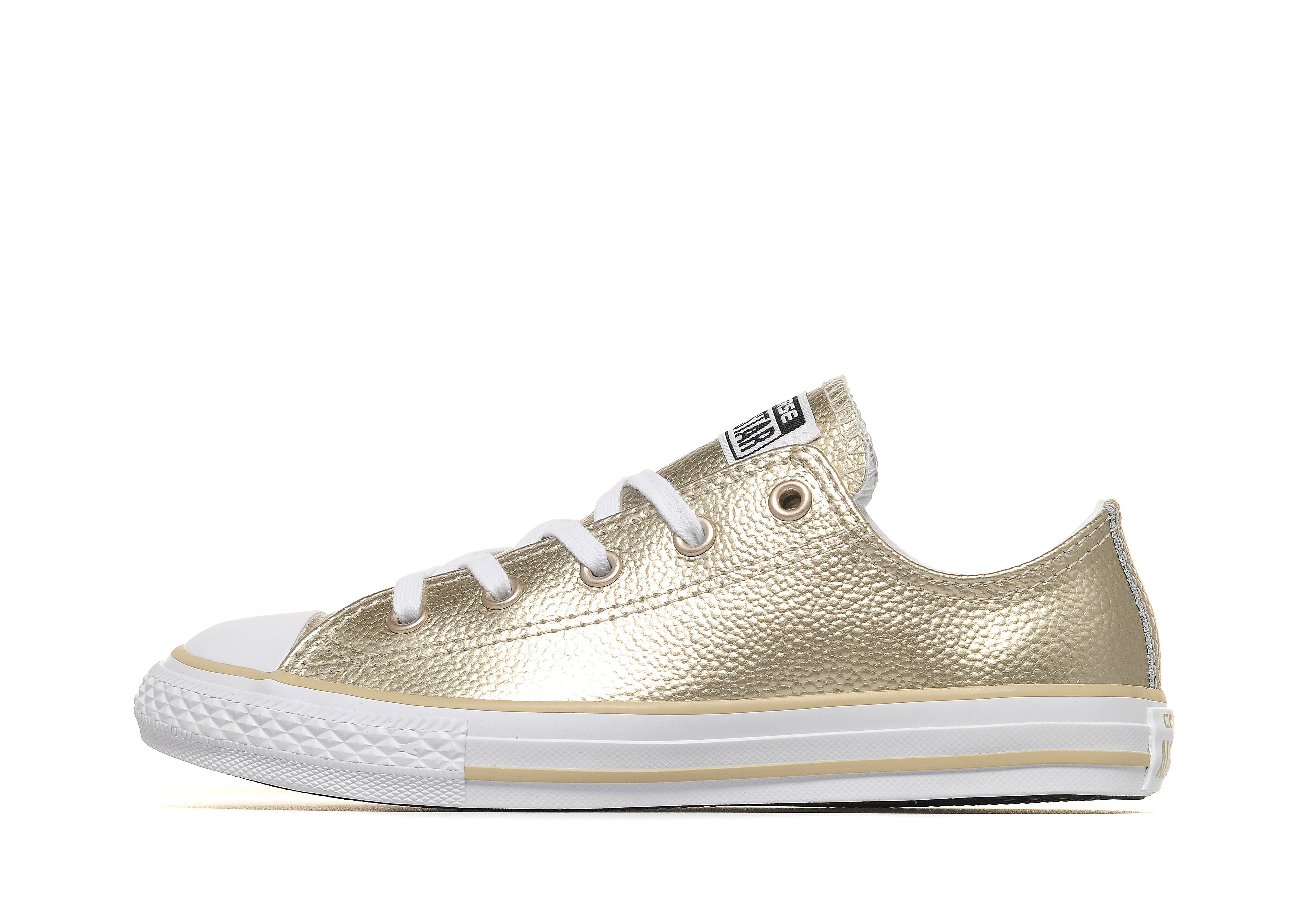 7a339ae4a261 Converse All Star Ox Leather Children - Gold - Kids - Sports King Store
