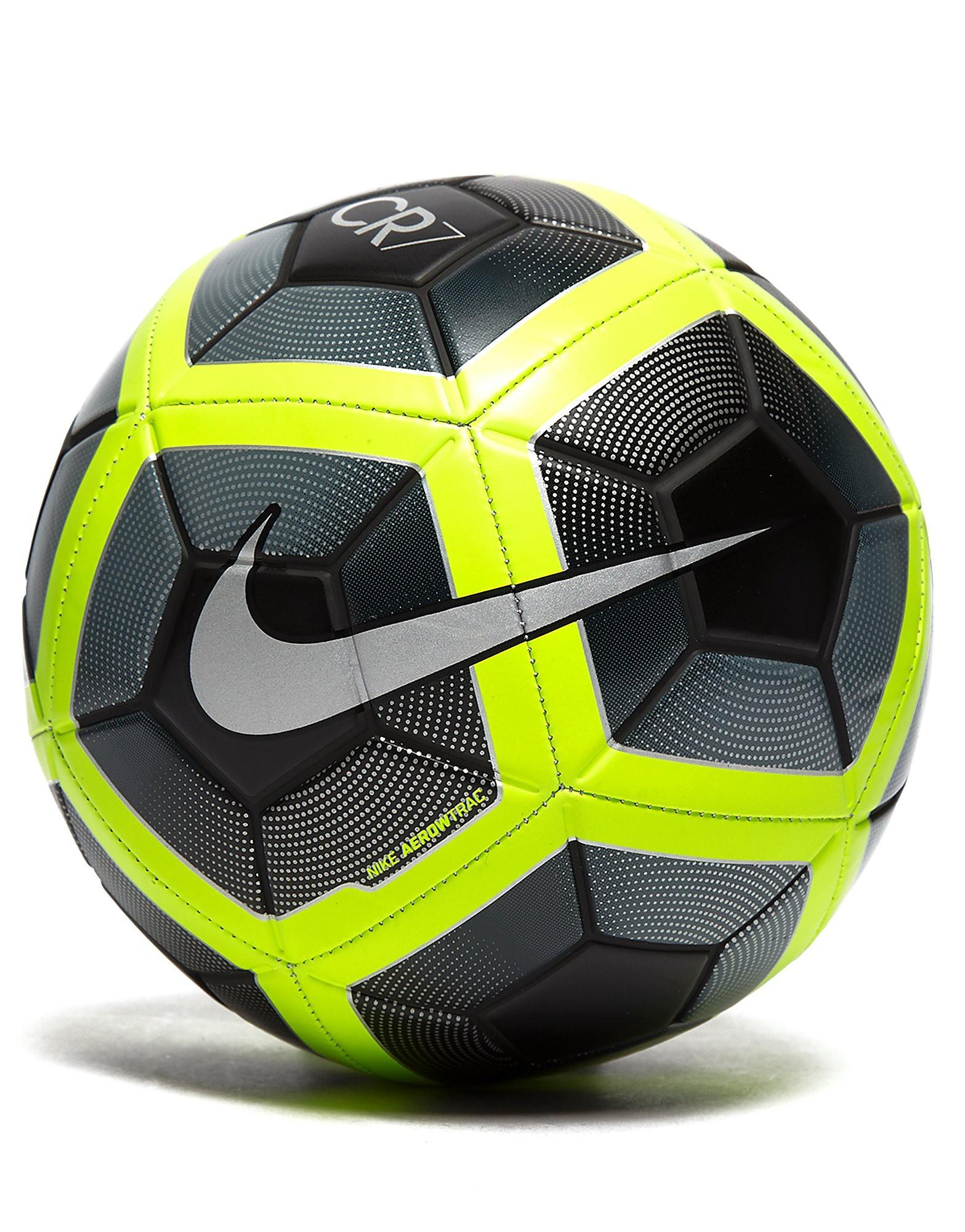 competitive price b70d2 405fa Nike CR7 Prestige Football – Black Volt – Mens